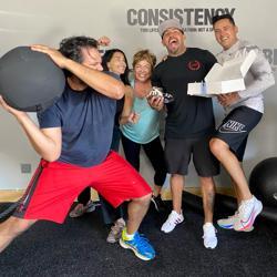 Axioms Fitness