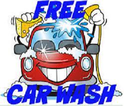 Zip Thru Express Car Wash - Free Car Wash For First Time Customer