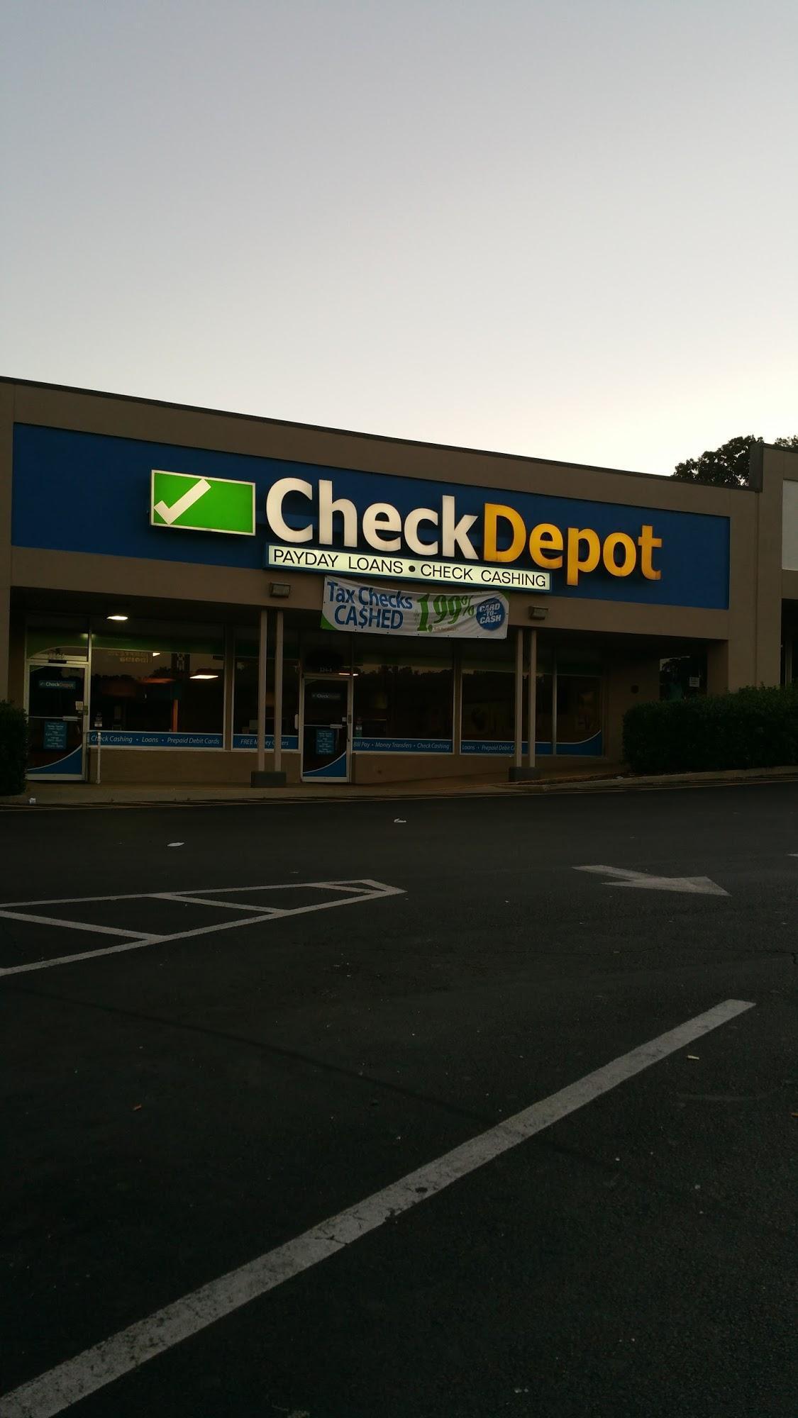 Check Depot