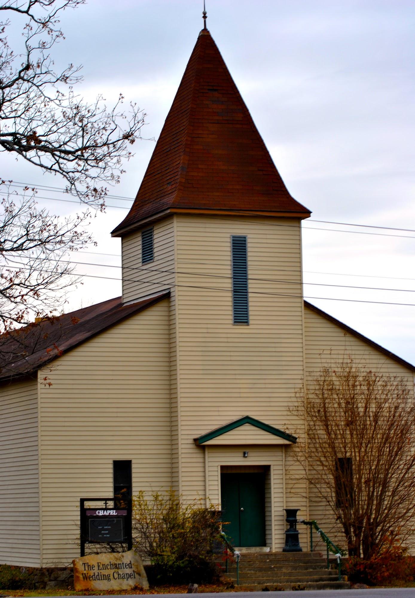 Enchanted Wedding Chapel 12001 Ward Ave, Fort Smith