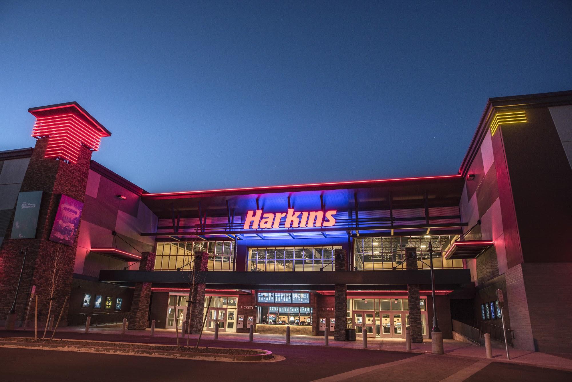 Harkins Theatres Flagstaff 16 4751 E Marketplace Dr, Flagstaff