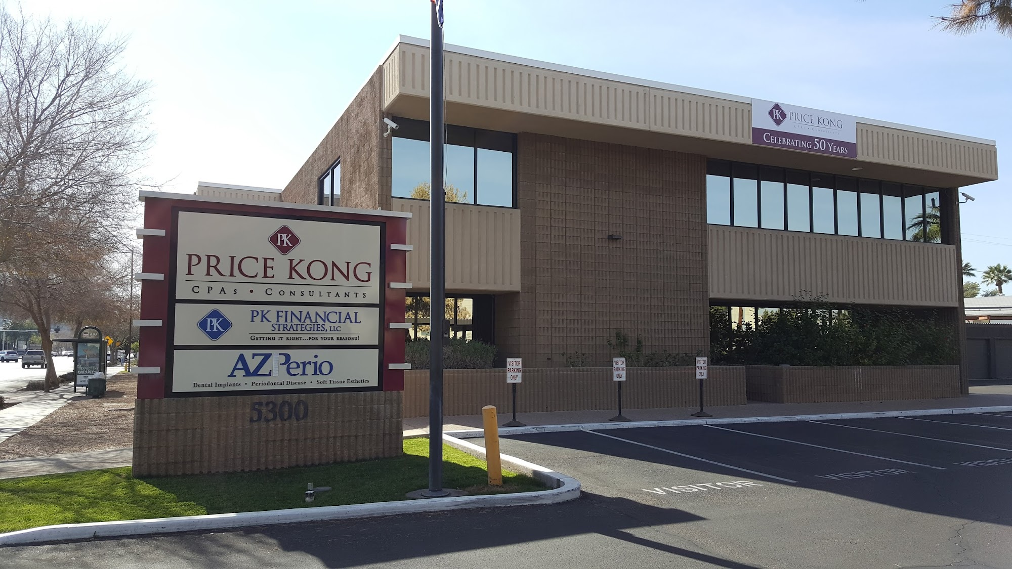 Price Kong CPAs, Consultants 5300 N Central Ave #200, Phoenix