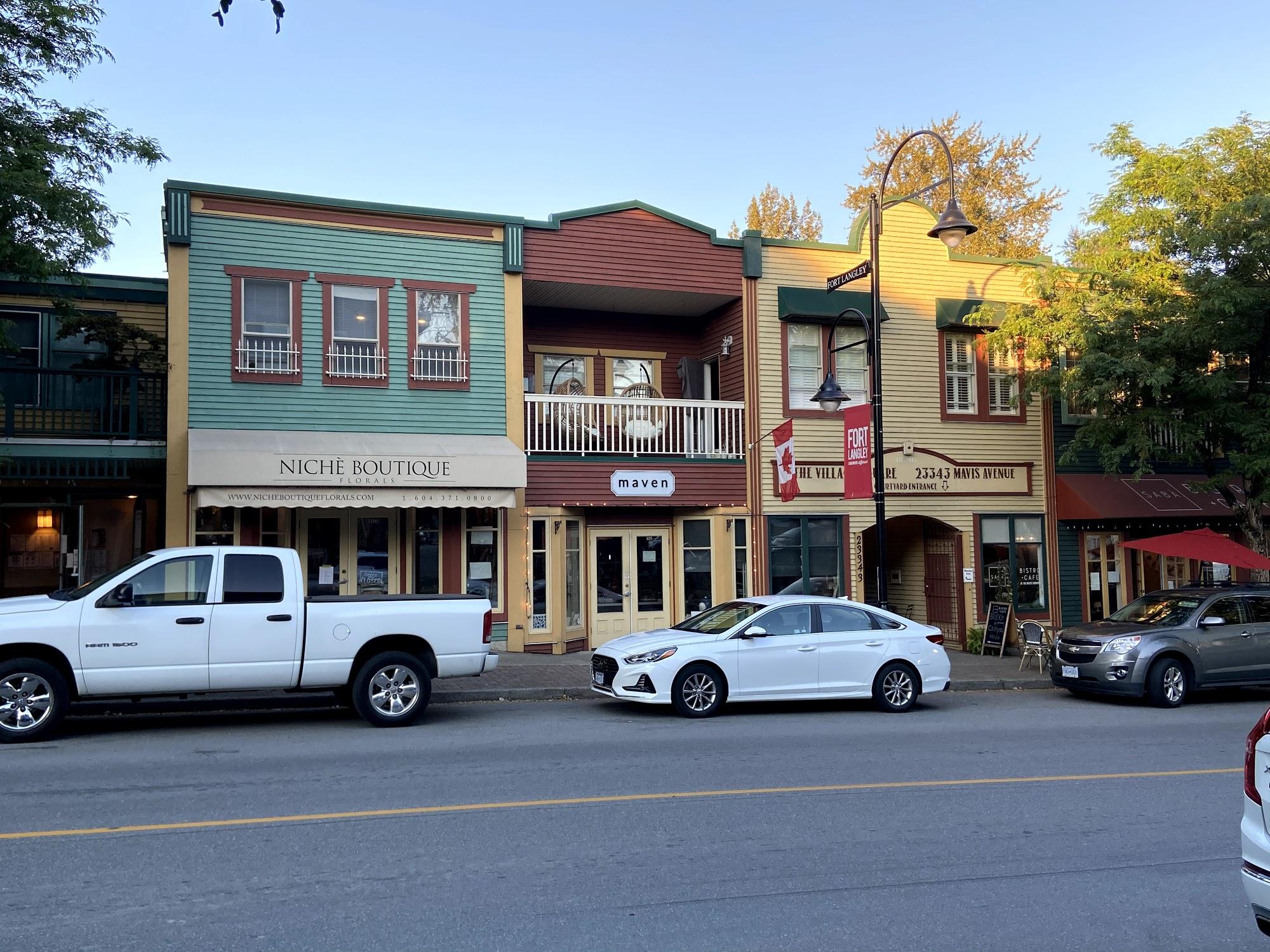 Niche Boutique Florals 23343 Mavis Ave #106, Langley City