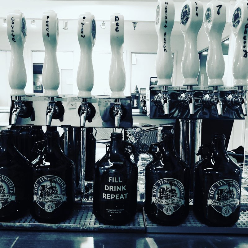 Tin Whistle Brewing Co 1475 Fairview Rd Unit 118, Penticton