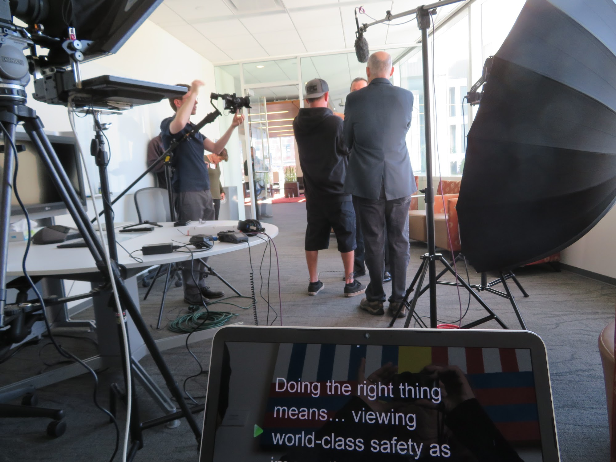 Prompter People Inc