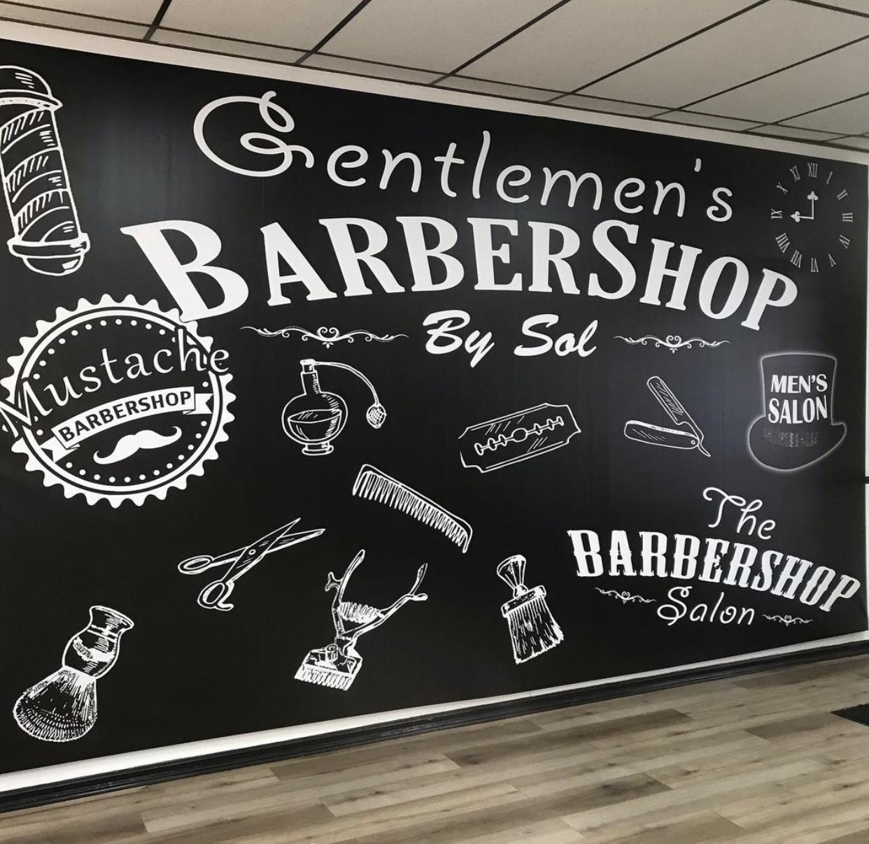 "Gentlemen's Barbershop By Sol 7750 Palm Ave Suit ""M, Highland"