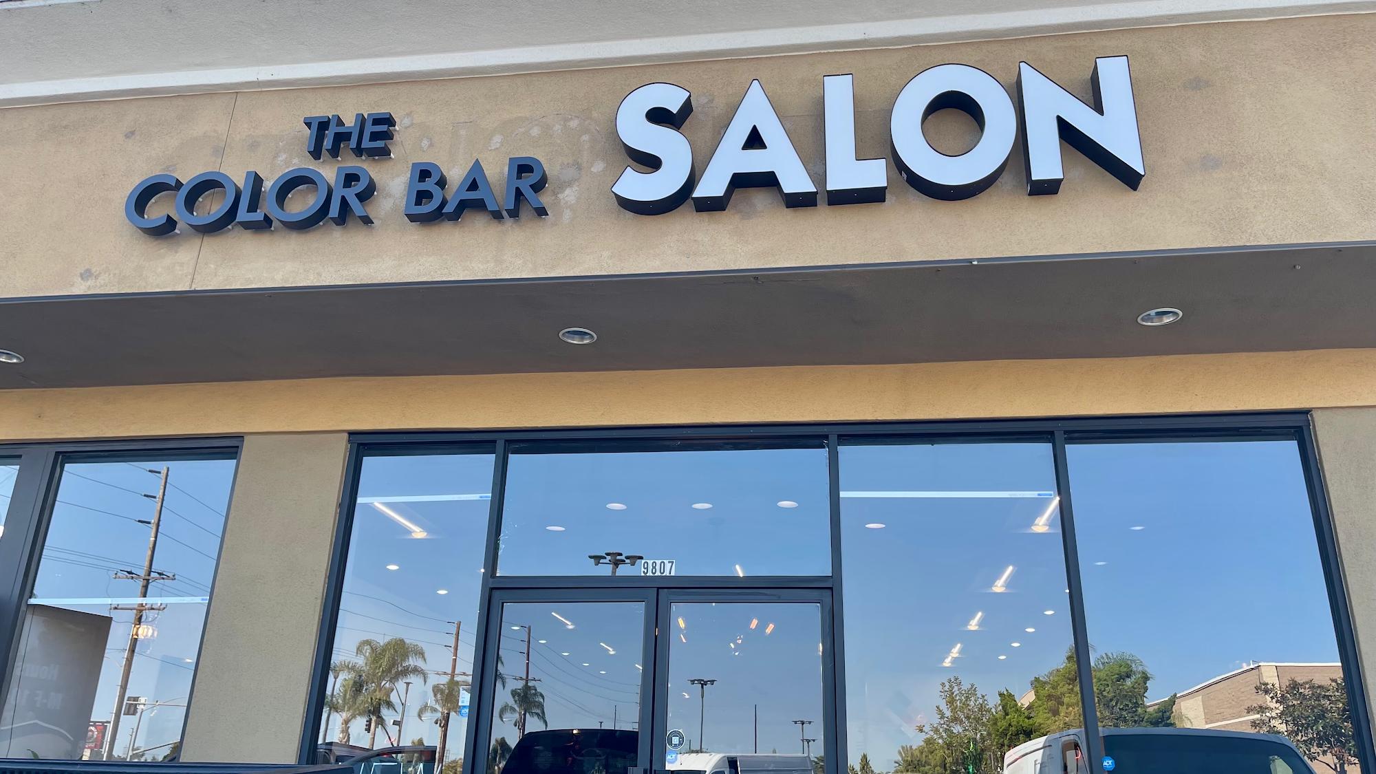 The Color Bar Salon Huntington Beach 9807 Adams Ave, Huntington Beach