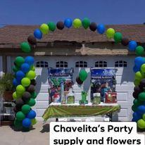 Chavelitas Party Supply