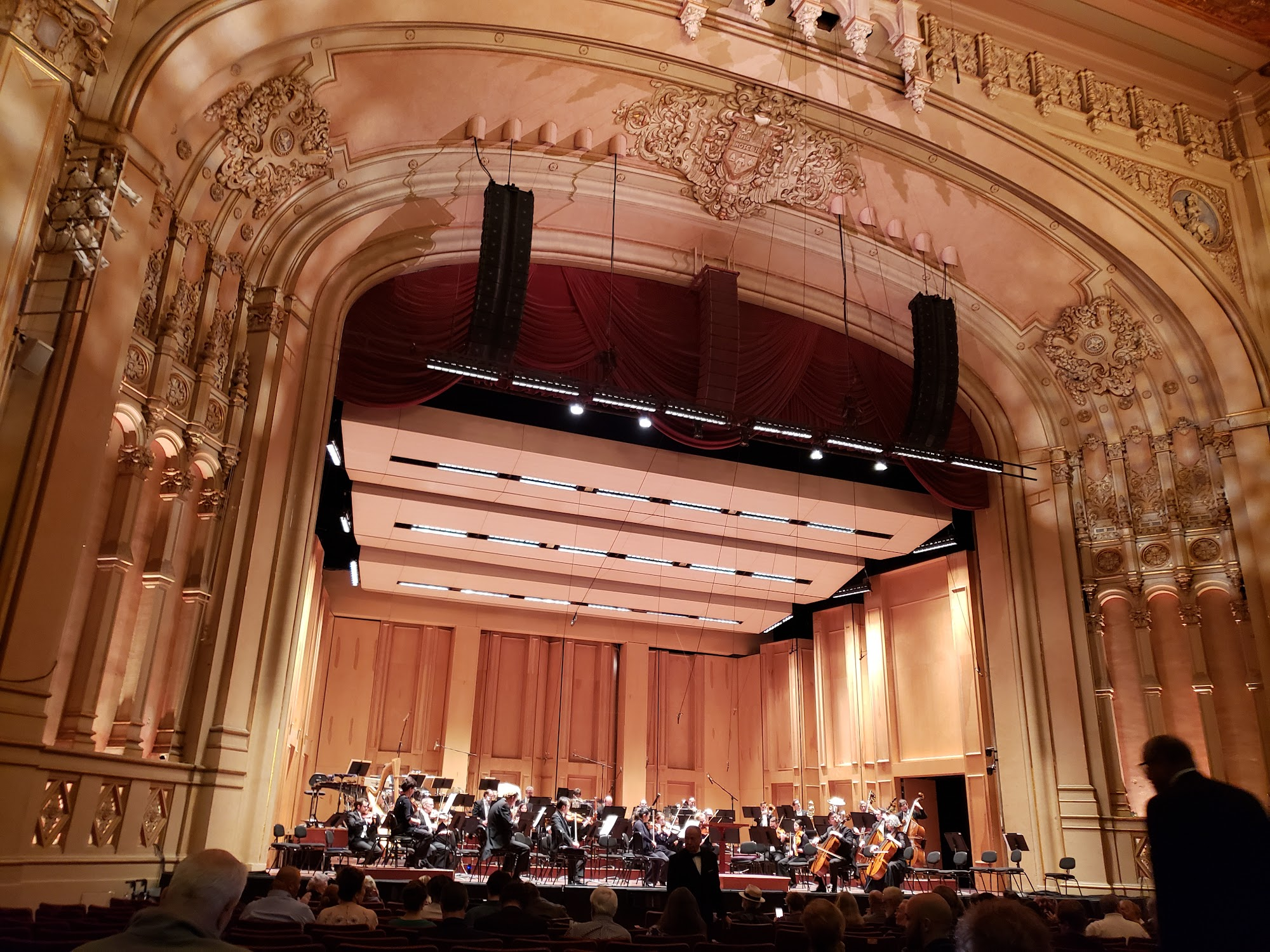 San Diego Symphony 750 B St, San Diego