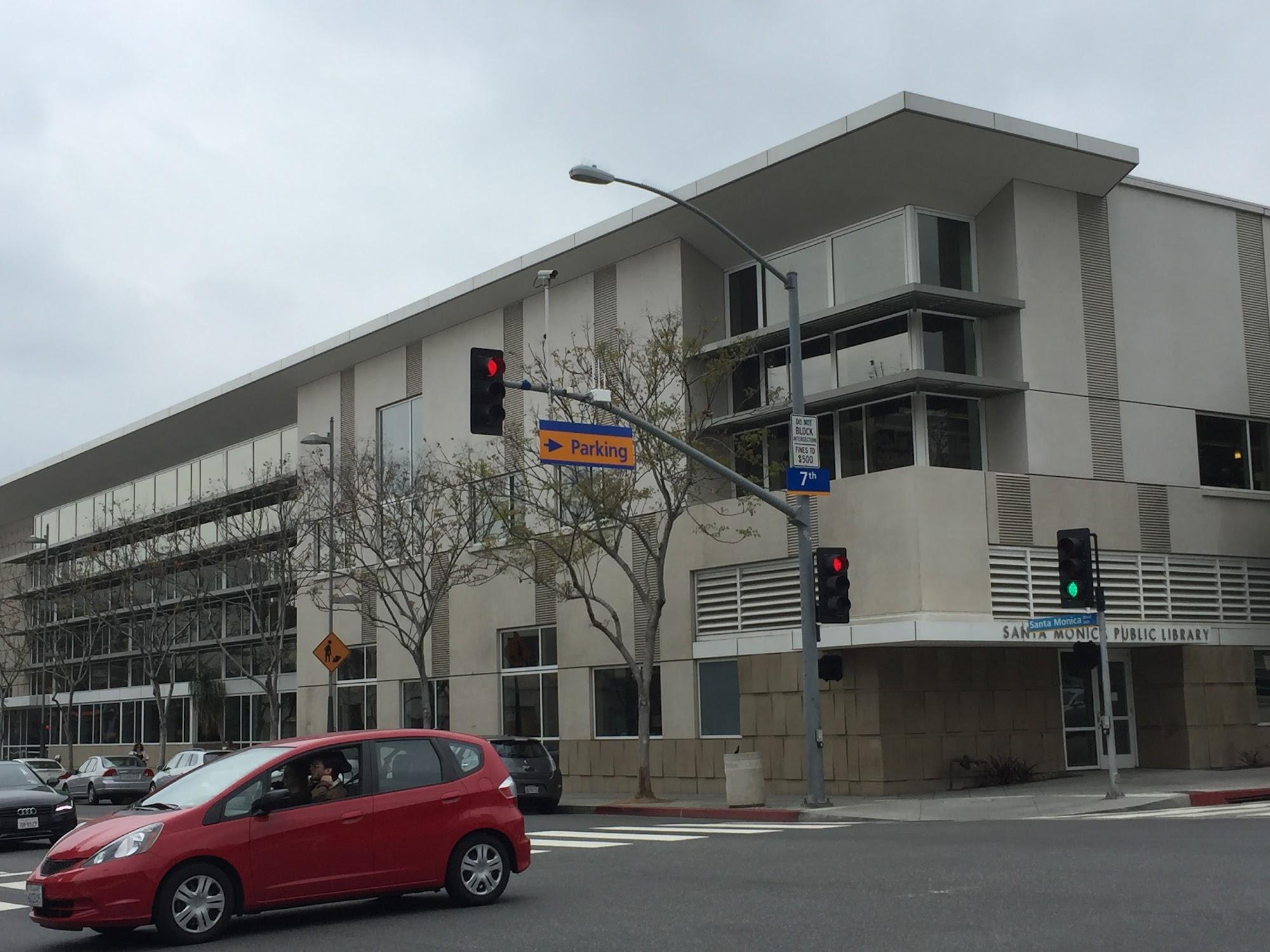 Santa Monica Public Library 601 Santa Monica Blvd, Santa Monica