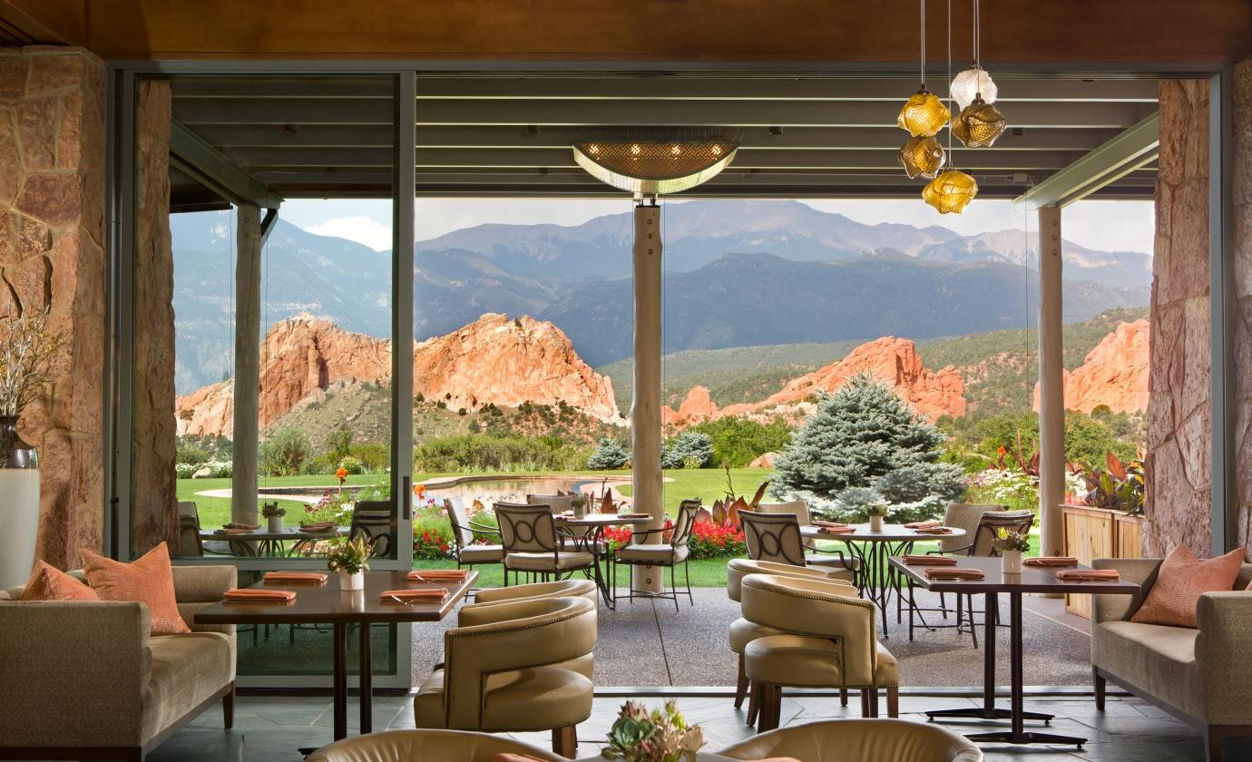 The Rocks Lounge & Dining Room 3320 Mesa Rd, Colorado Springs