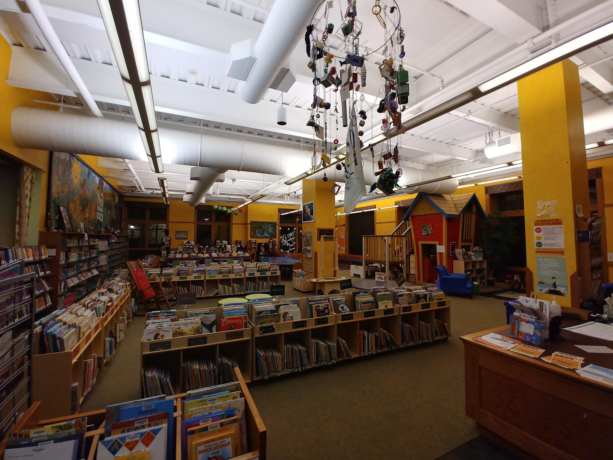 Wilkinson Public Library 100 W Pacific Ave, Telluride