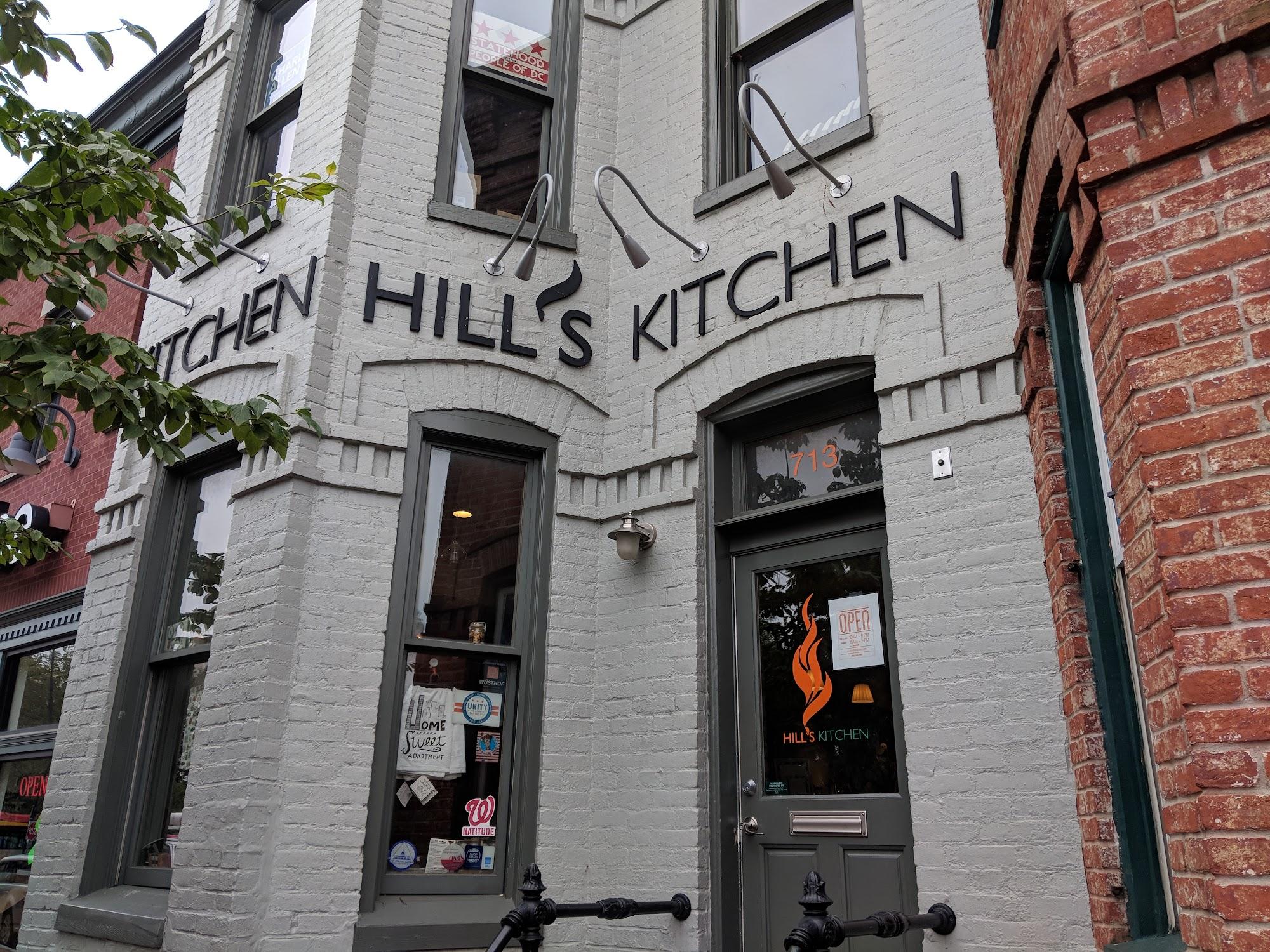 Hill's Kitchen 713 D St SE, Washington