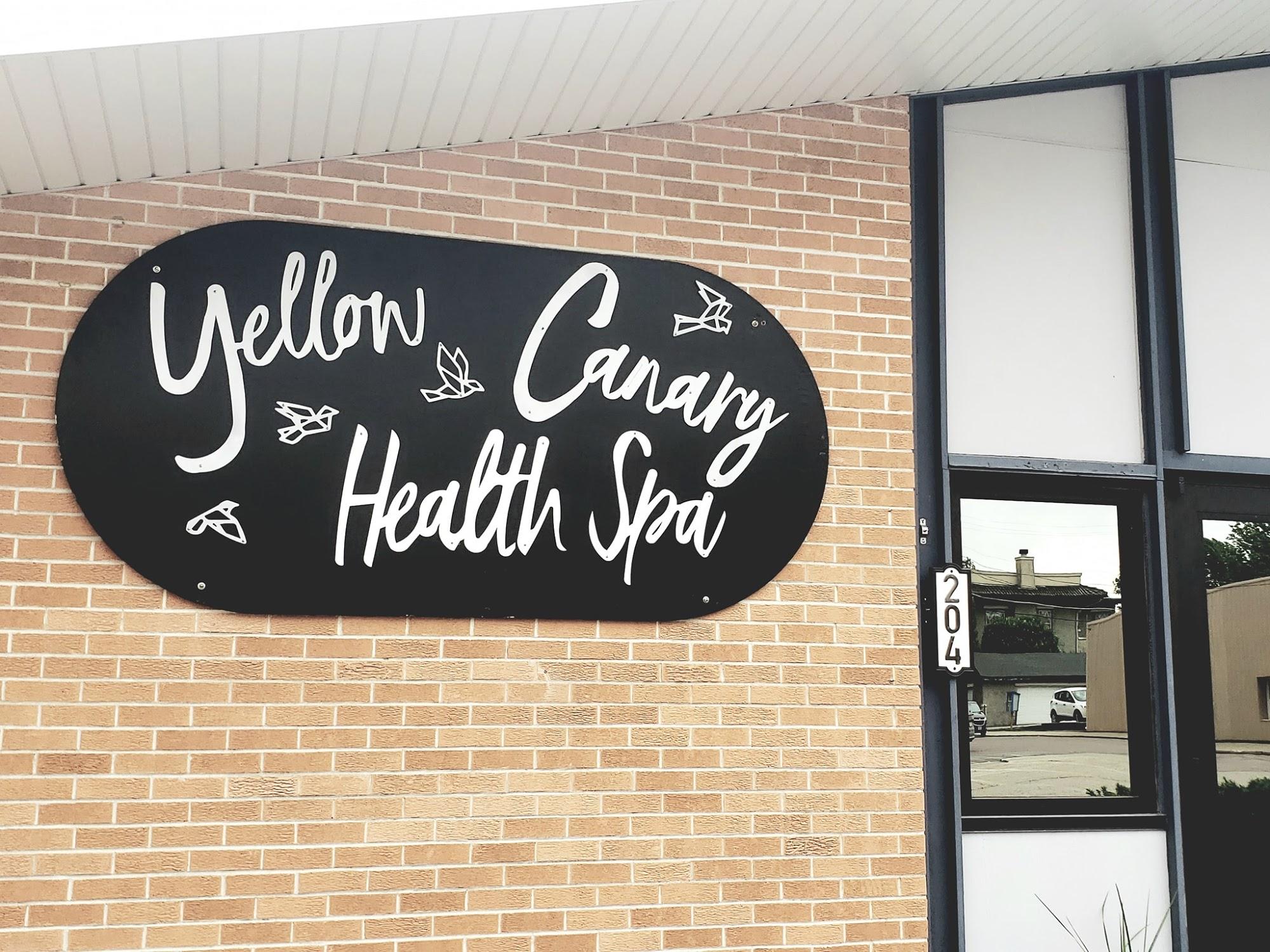Yellow Canary Health Spa 204 N Idaho St, Glidden