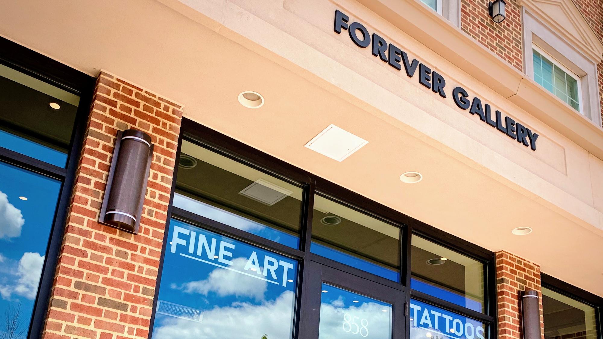 Forever Gallery Tattoo 858 S Rangeline Rd, Carmel