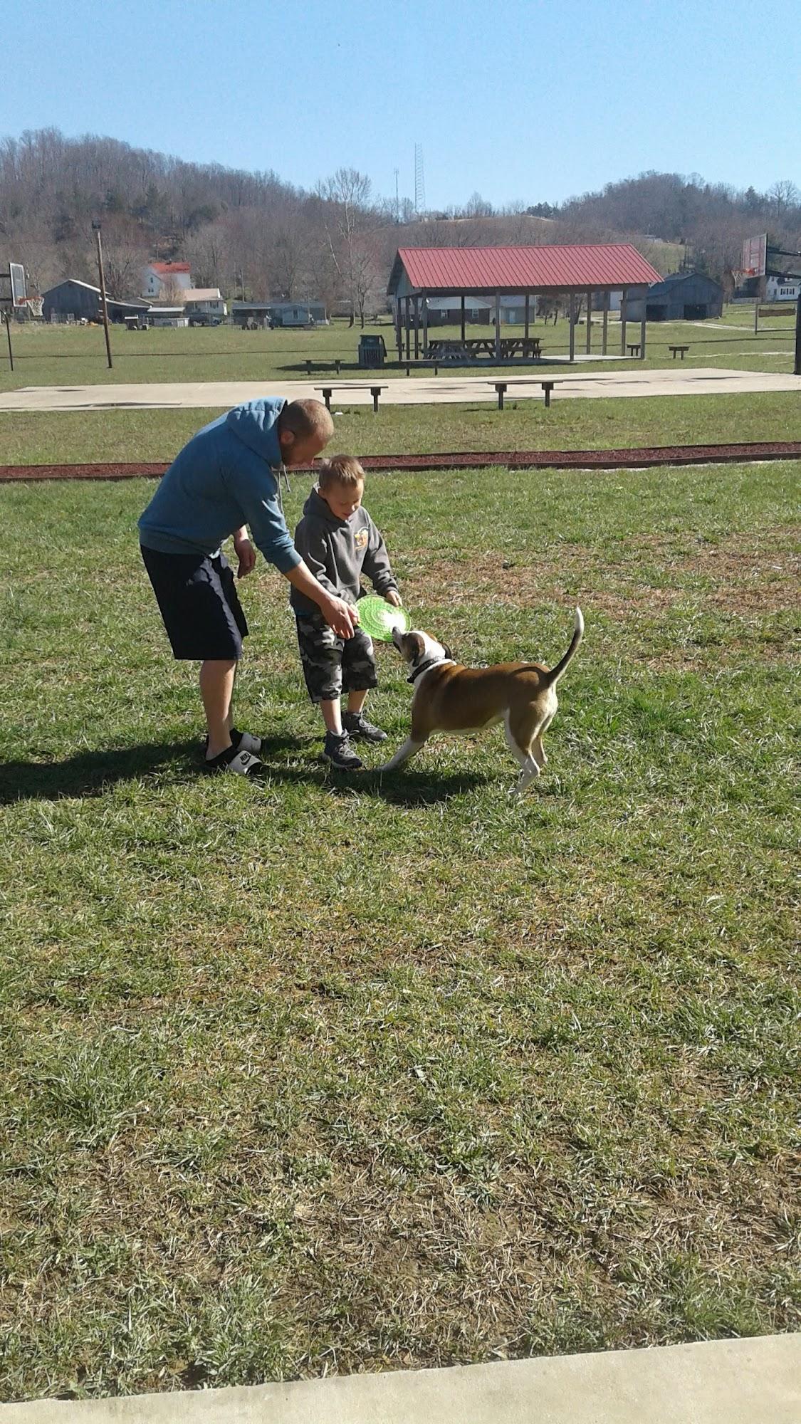 Wolfe county Animal Shelter 202 Pet Lane, Hazel Green