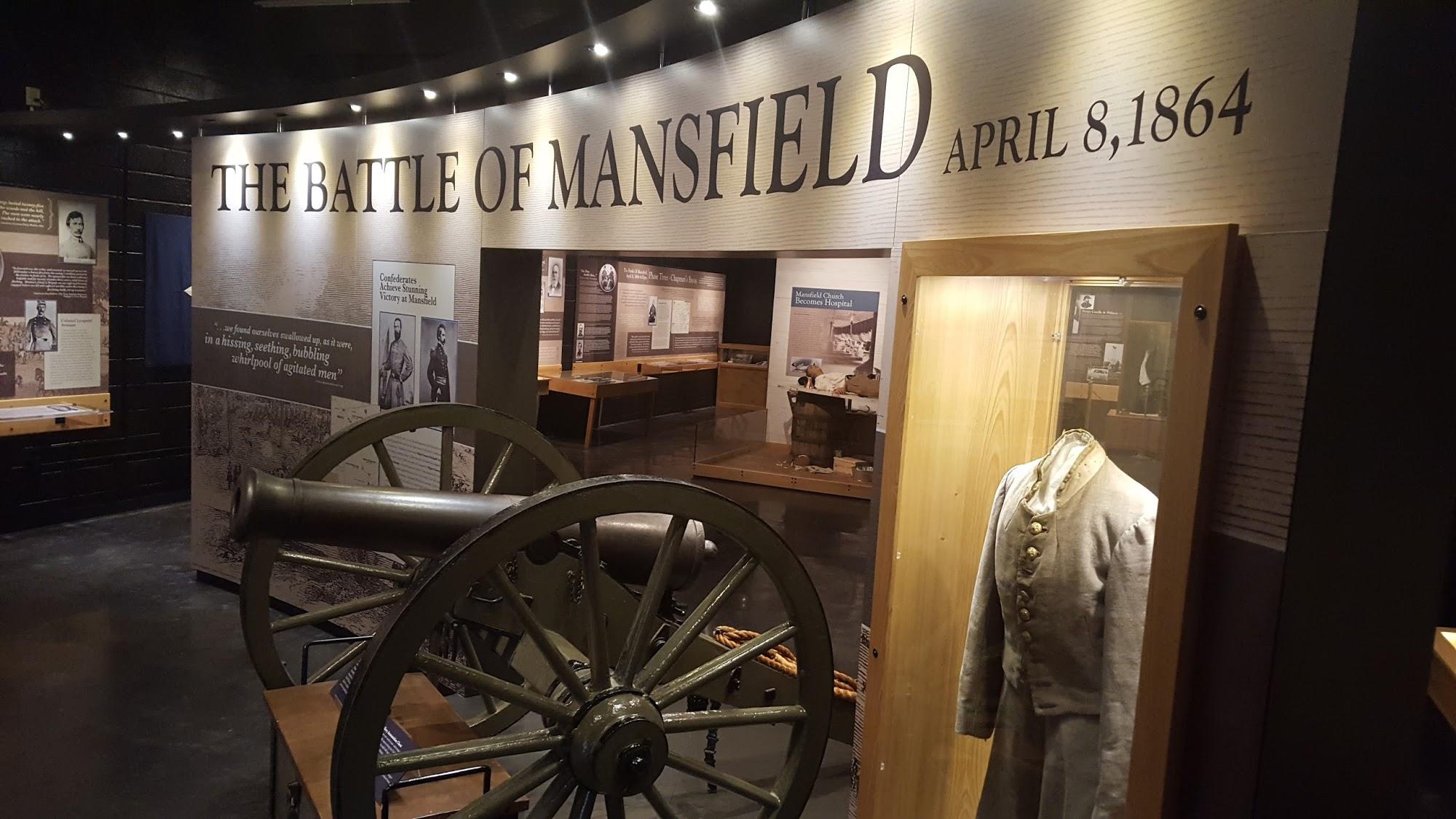 Mansfield State Historic Site 15149 LA-175, Mansfield