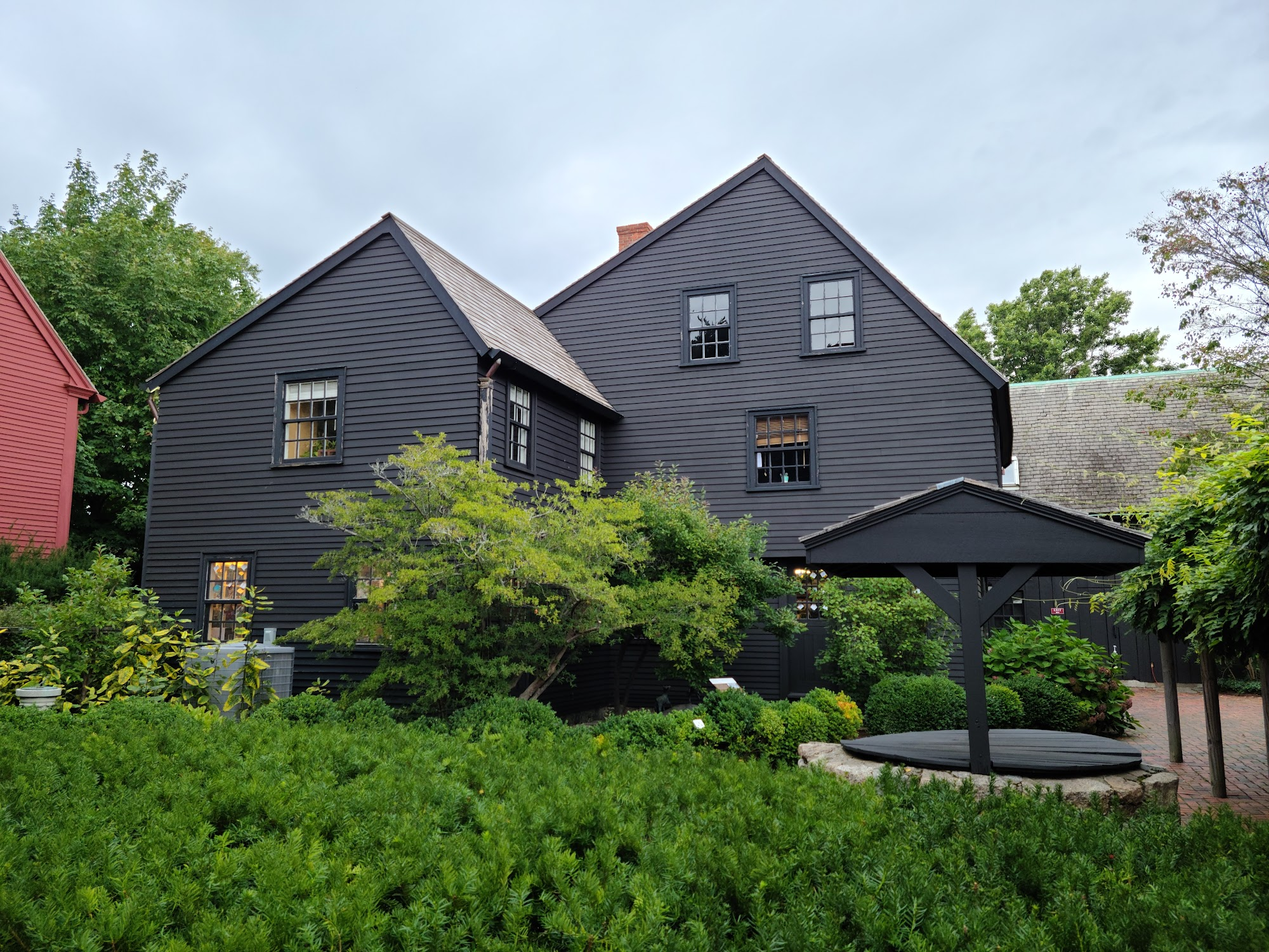 The House of the Seven Gables 115 Derby St, Salem