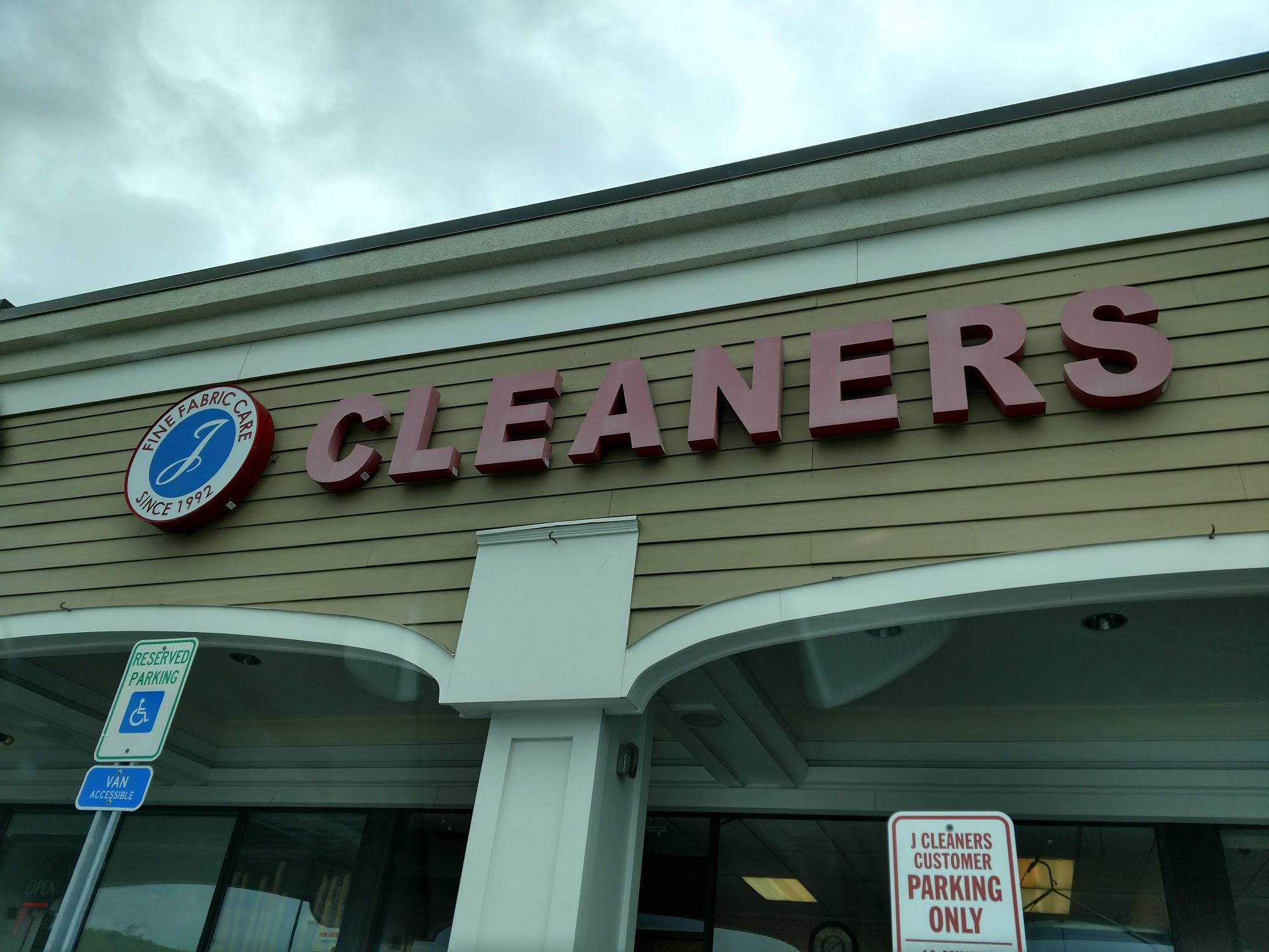 J Cleaners 112 Boston Turnpike, Shrewsbury