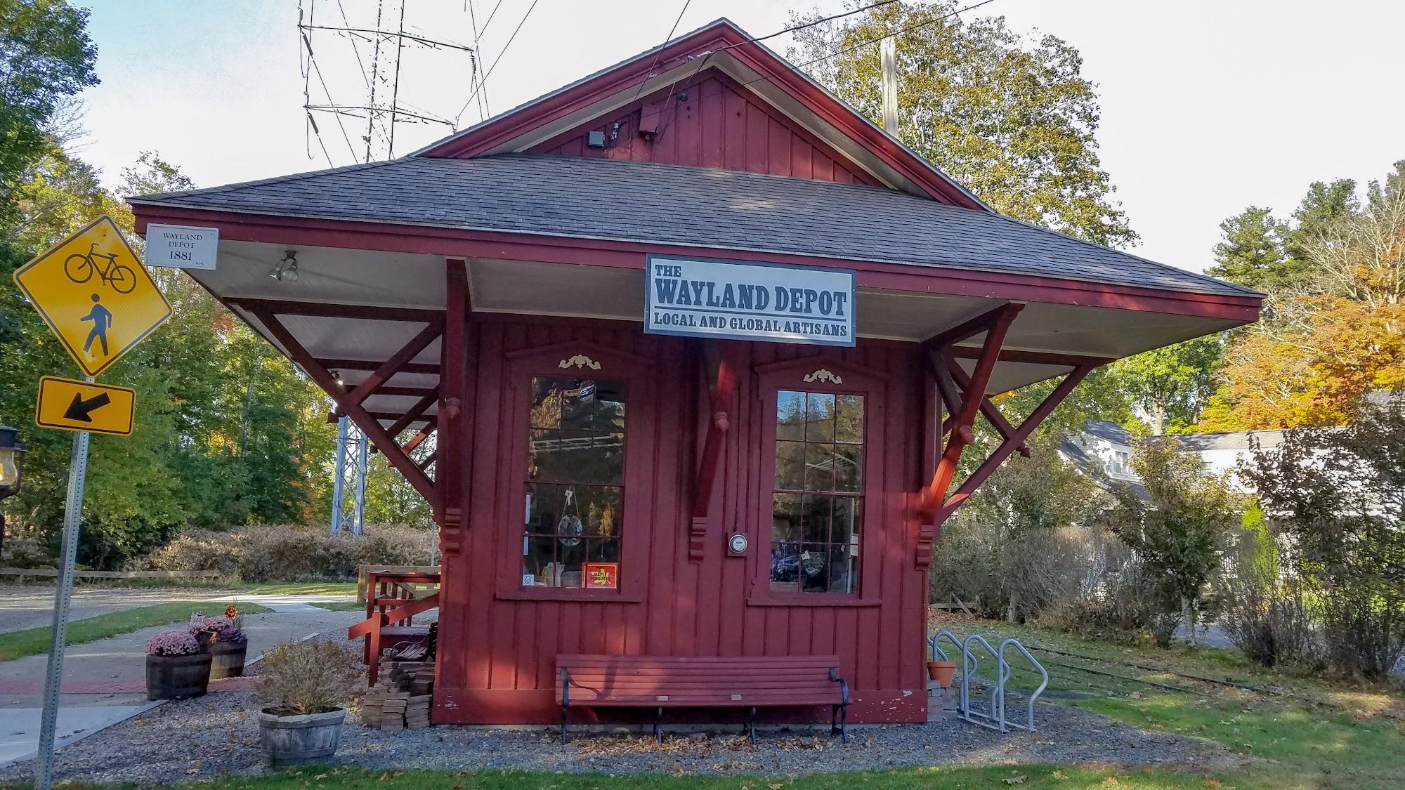 Wayland Depot 1 Cochituate Rd of, Wayland