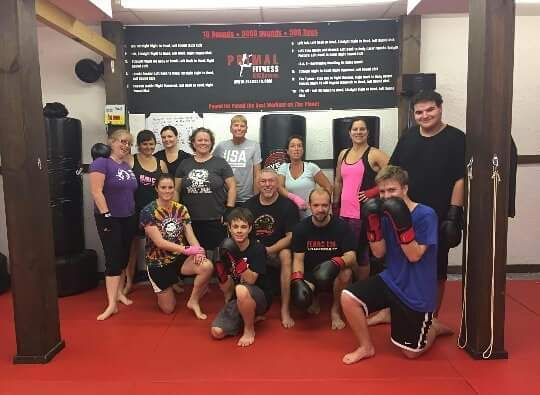 Team Fearless Martial Arts & Fitness 1509 Post Rd, Wells