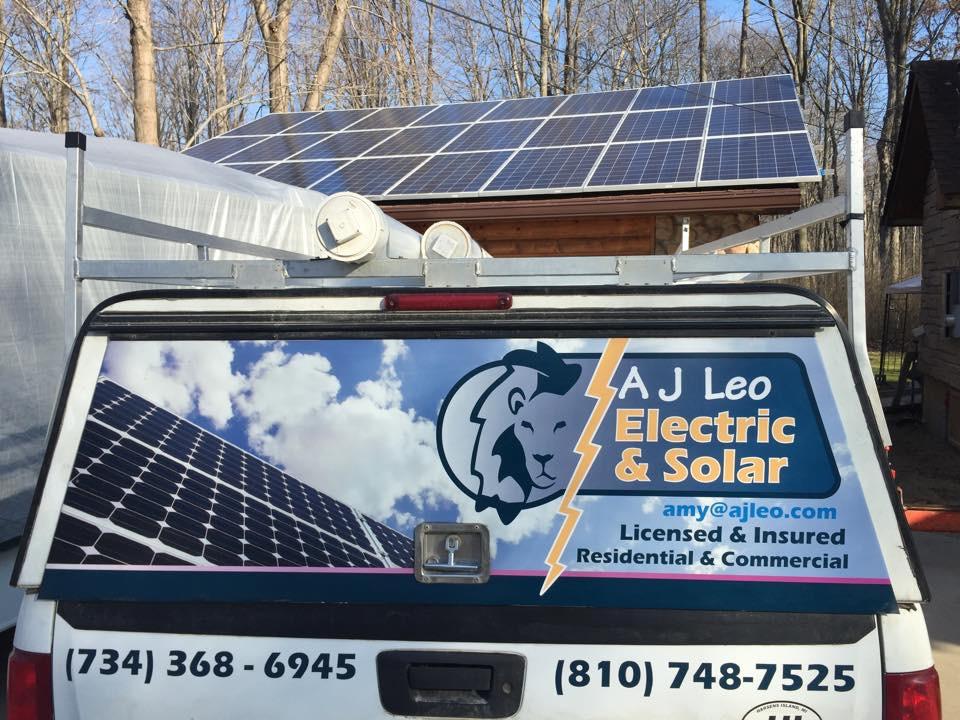 A J Leo Electric 168 S Mansfield St, Ypsilanti