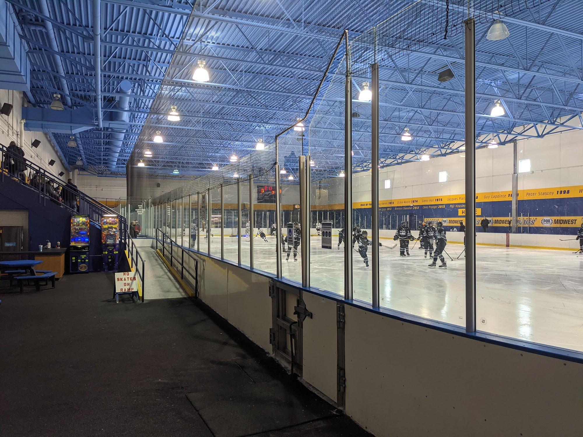 Ice Zone 5555 St.Louis Mills Blvd, Hazelwood