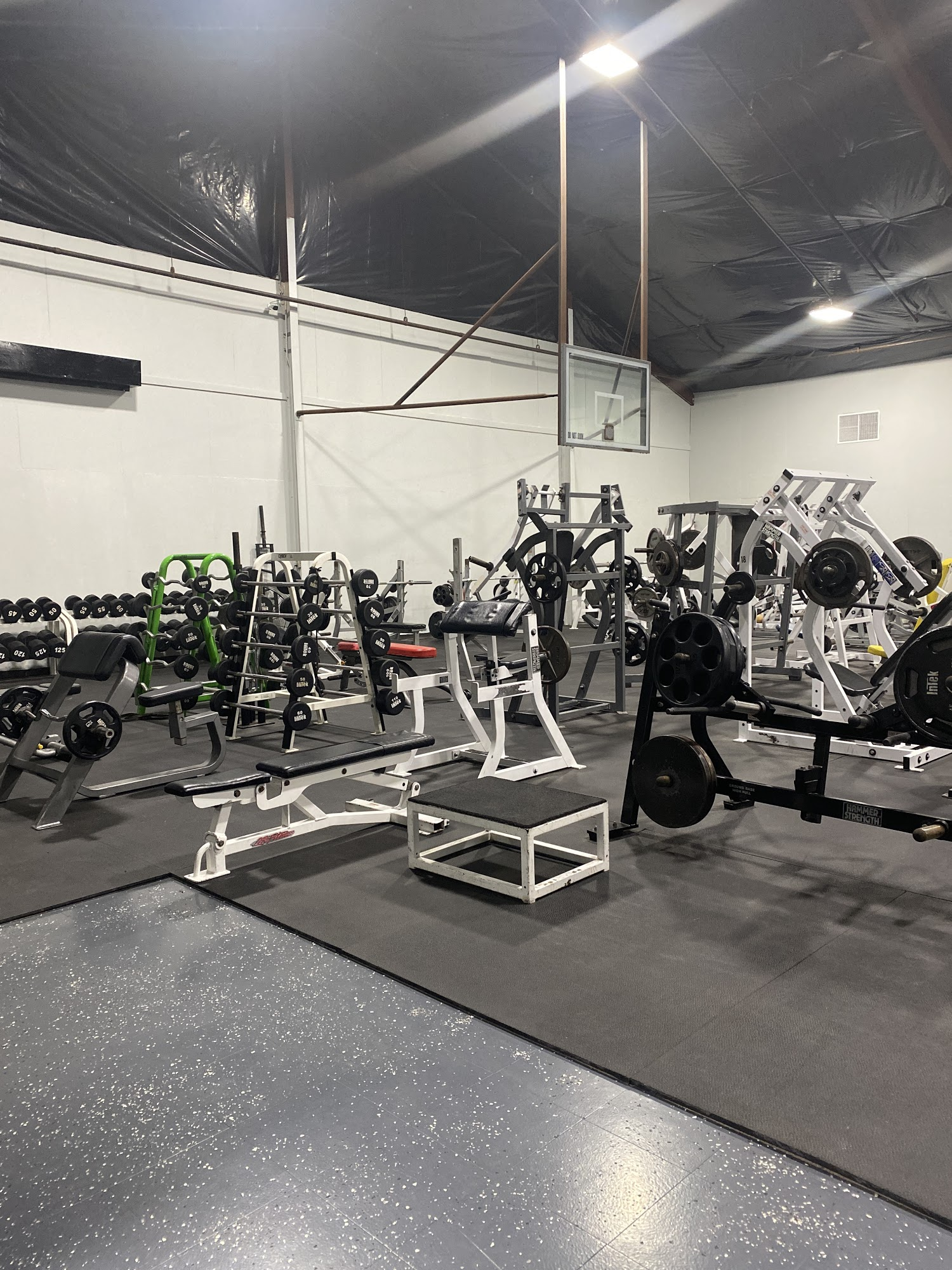 Fitness Factory 1911 Webster St, Corinth
