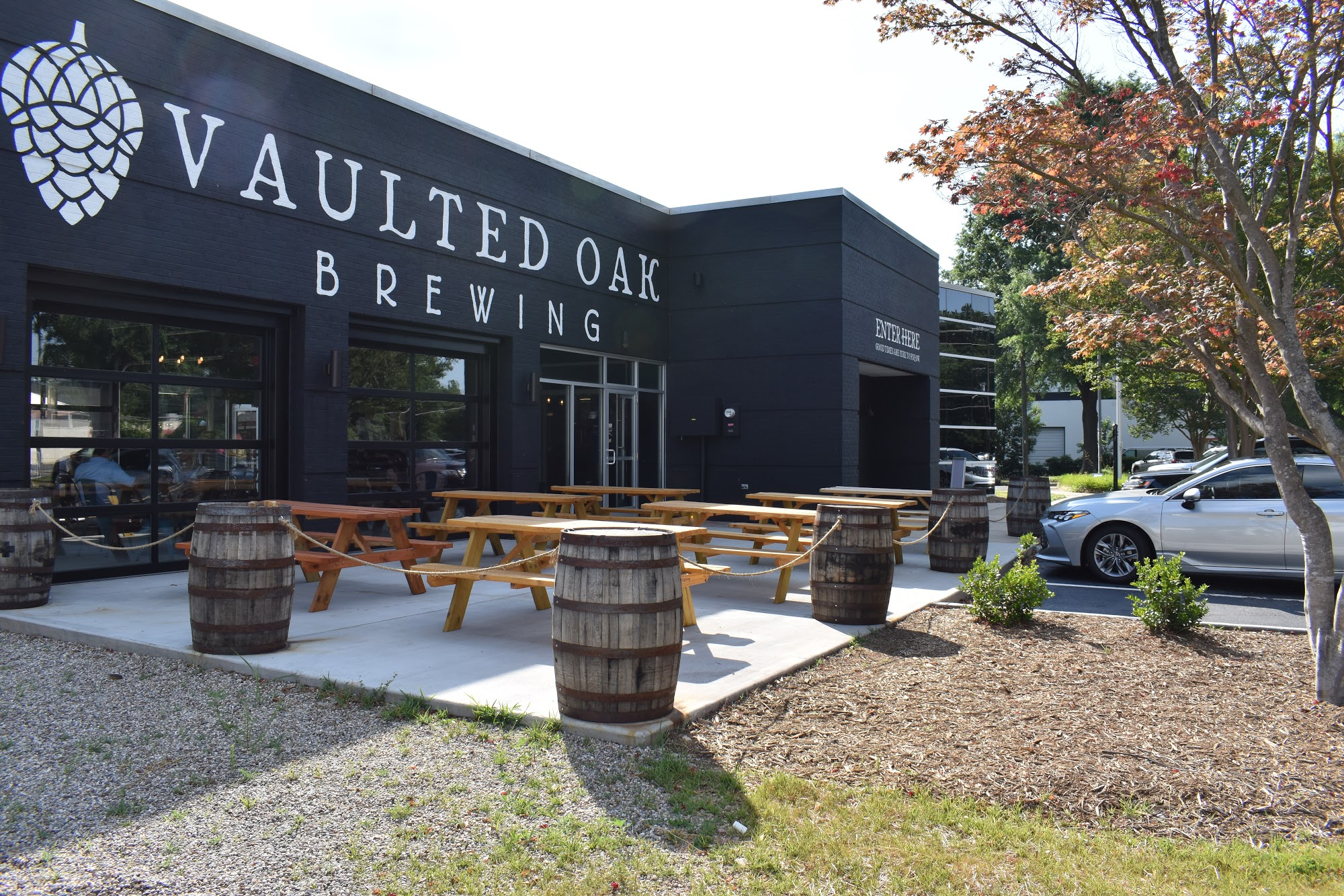 Vaulted Oak Brewing 3726 Monroe Rd, Charlotte
