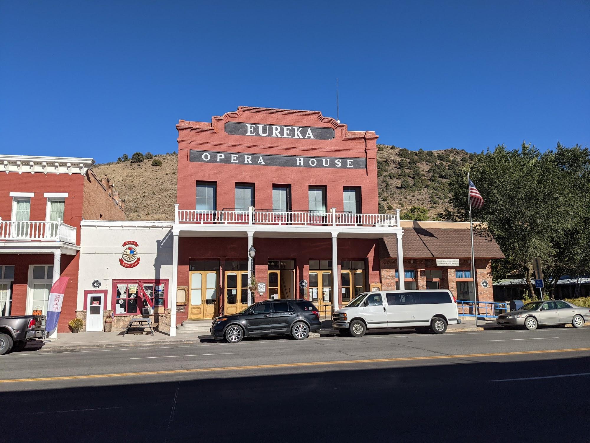 Eureka County Opera House 31 S Main St, Eureka