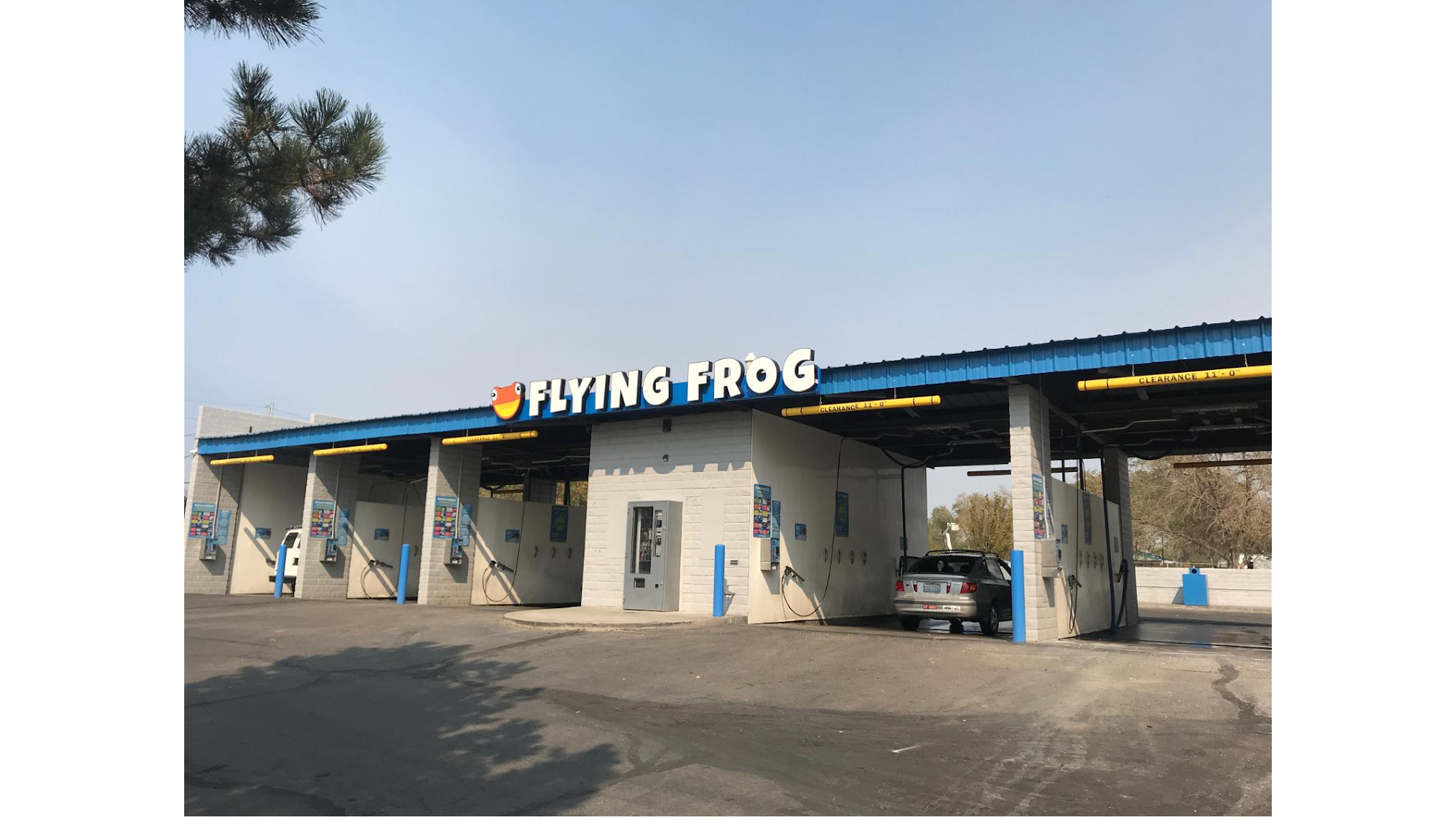 Flying Frog Car Wash 310 20th St, Sparks