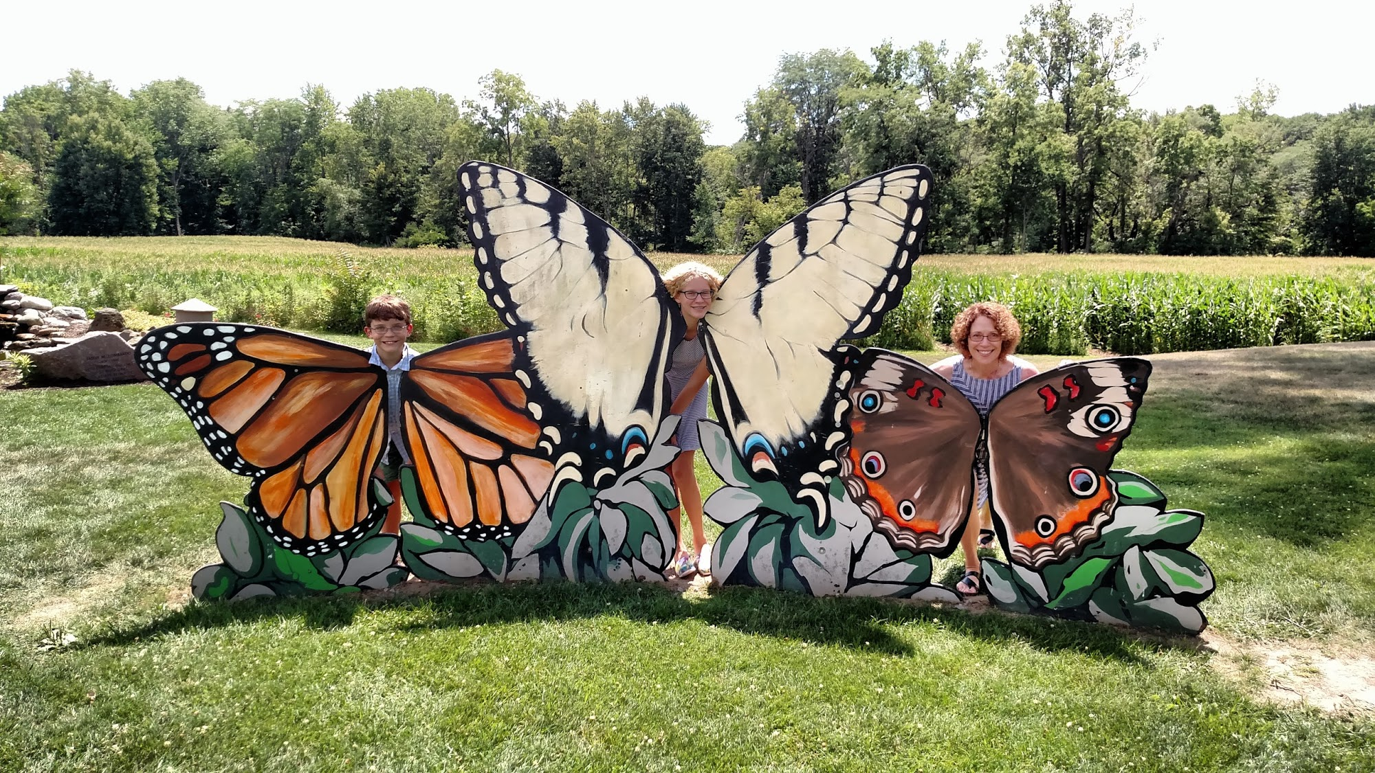 The Butterfly House 11455 Obee Rd, Whitehouse