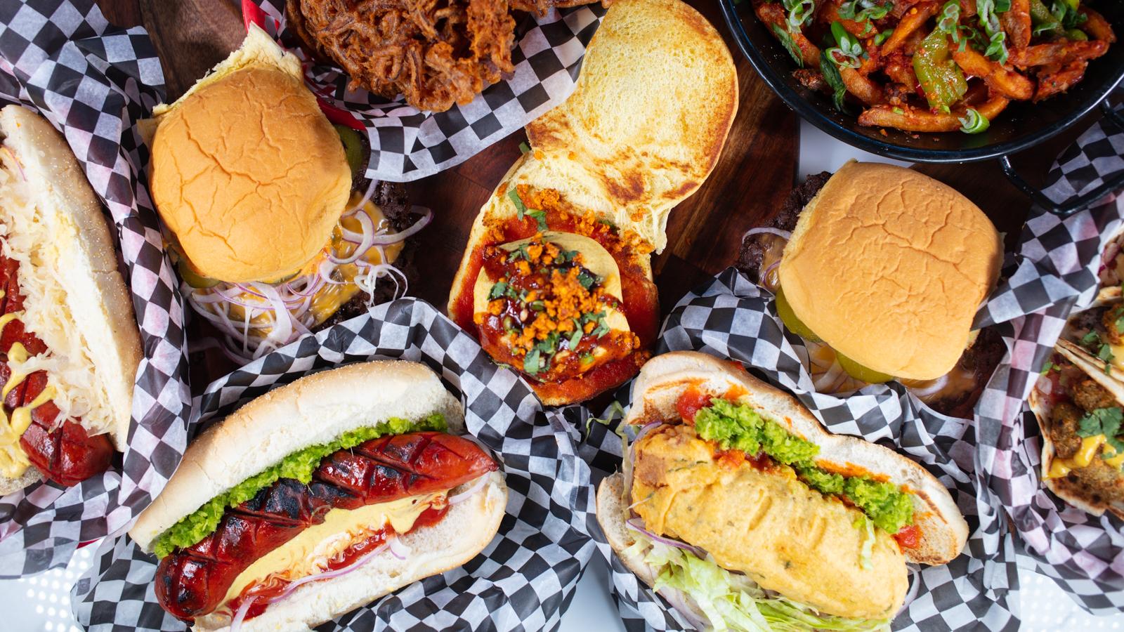 The Dirty Burger Company 211 Hunter St W, Peterborough