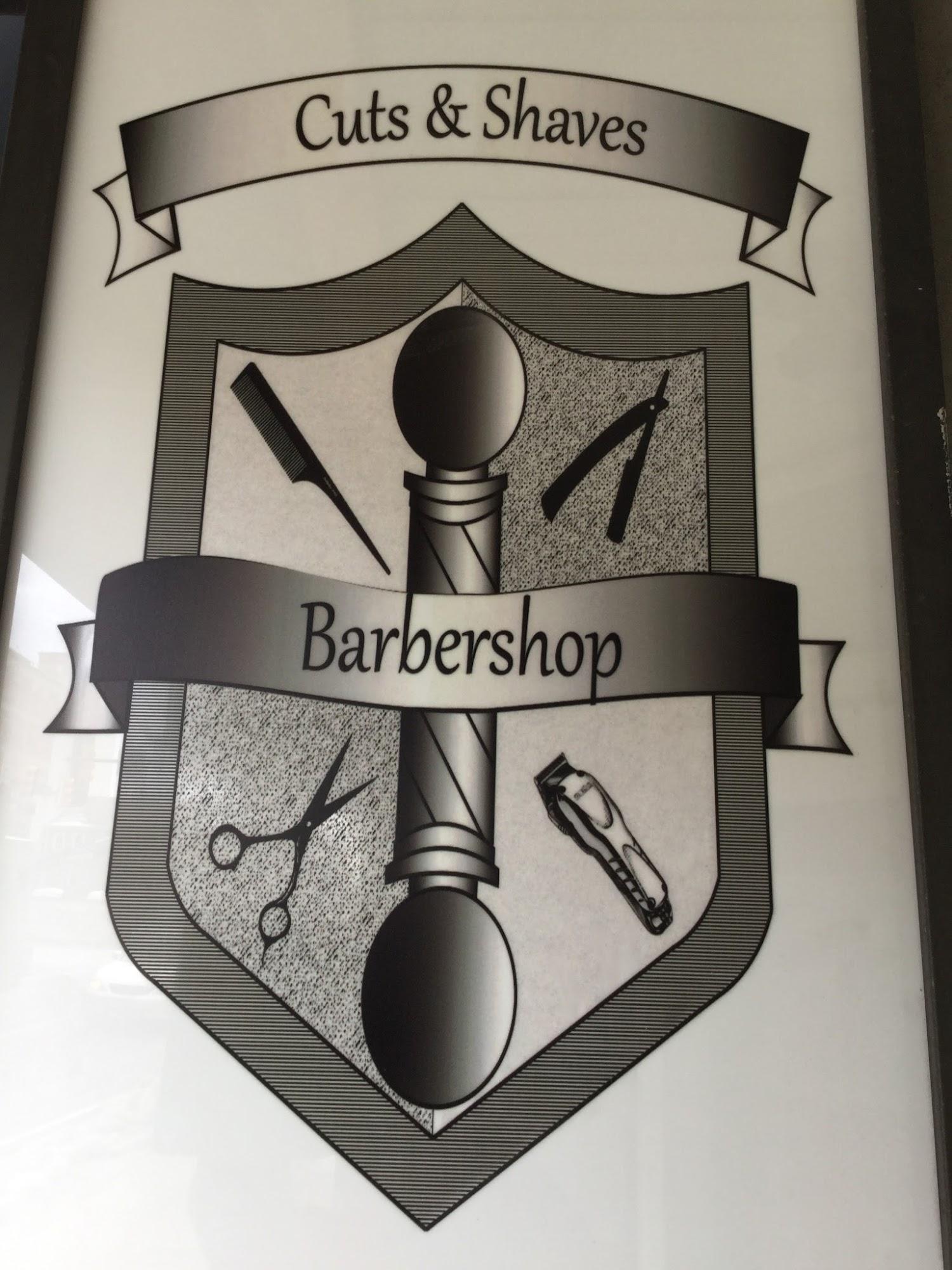 Cuts & Shaves Barbershop 7 N 6th St, Allentown