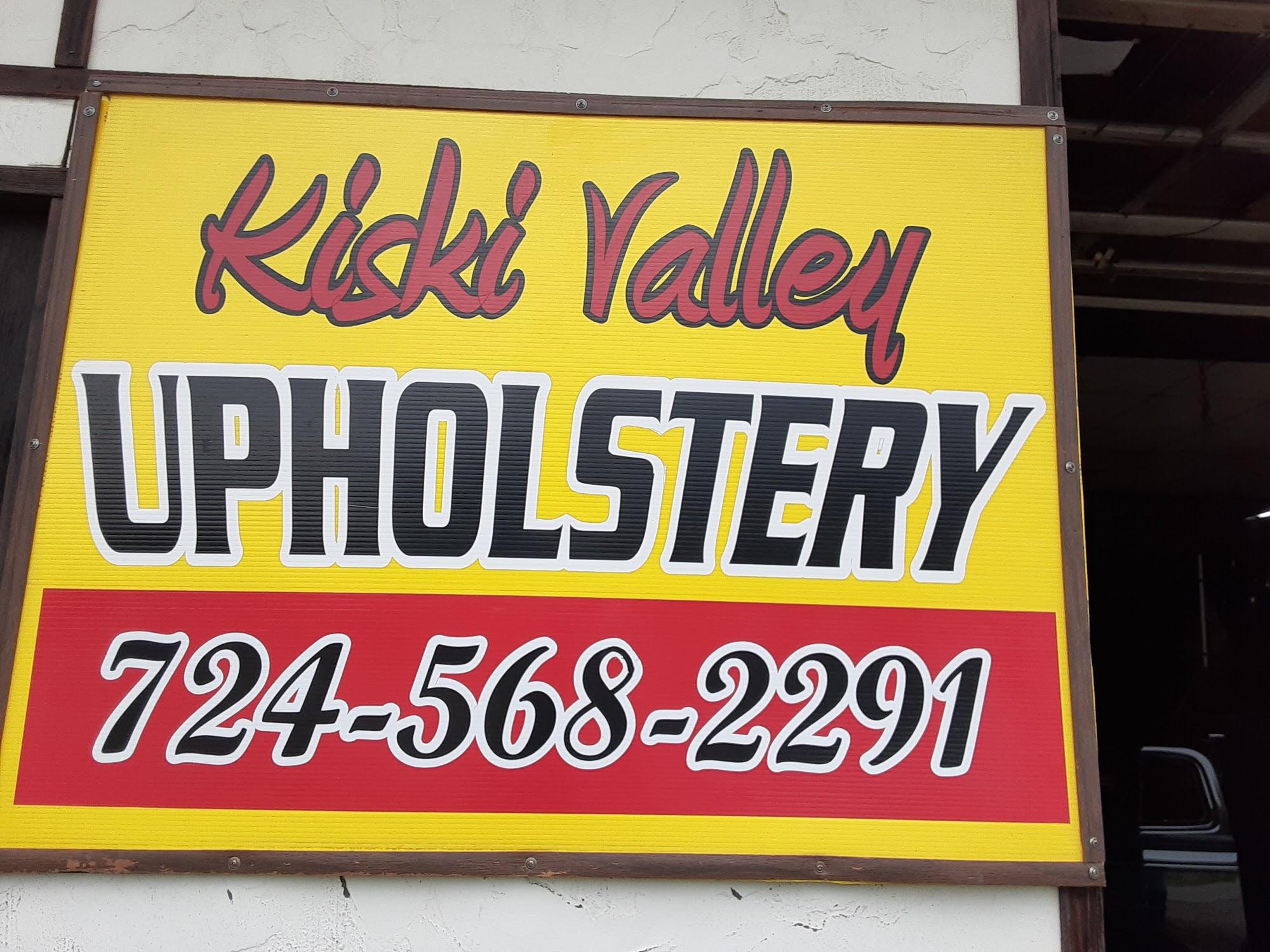 Kiski Valley Auto Upholstery