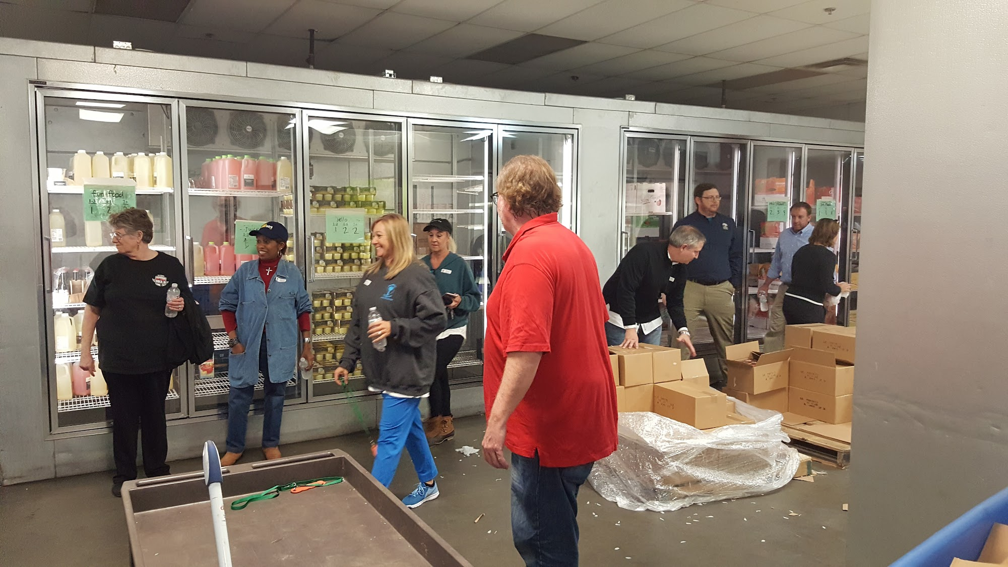 Harvest Hope Food Bank 2220 Shop Rd, Columbia