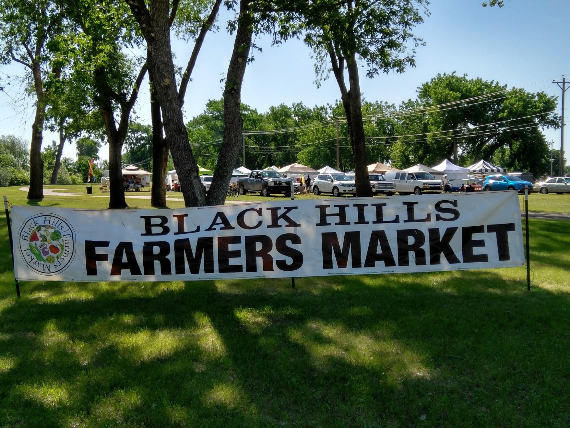 Black Hills Farmers Market 245 E Omaha St, Rapid City