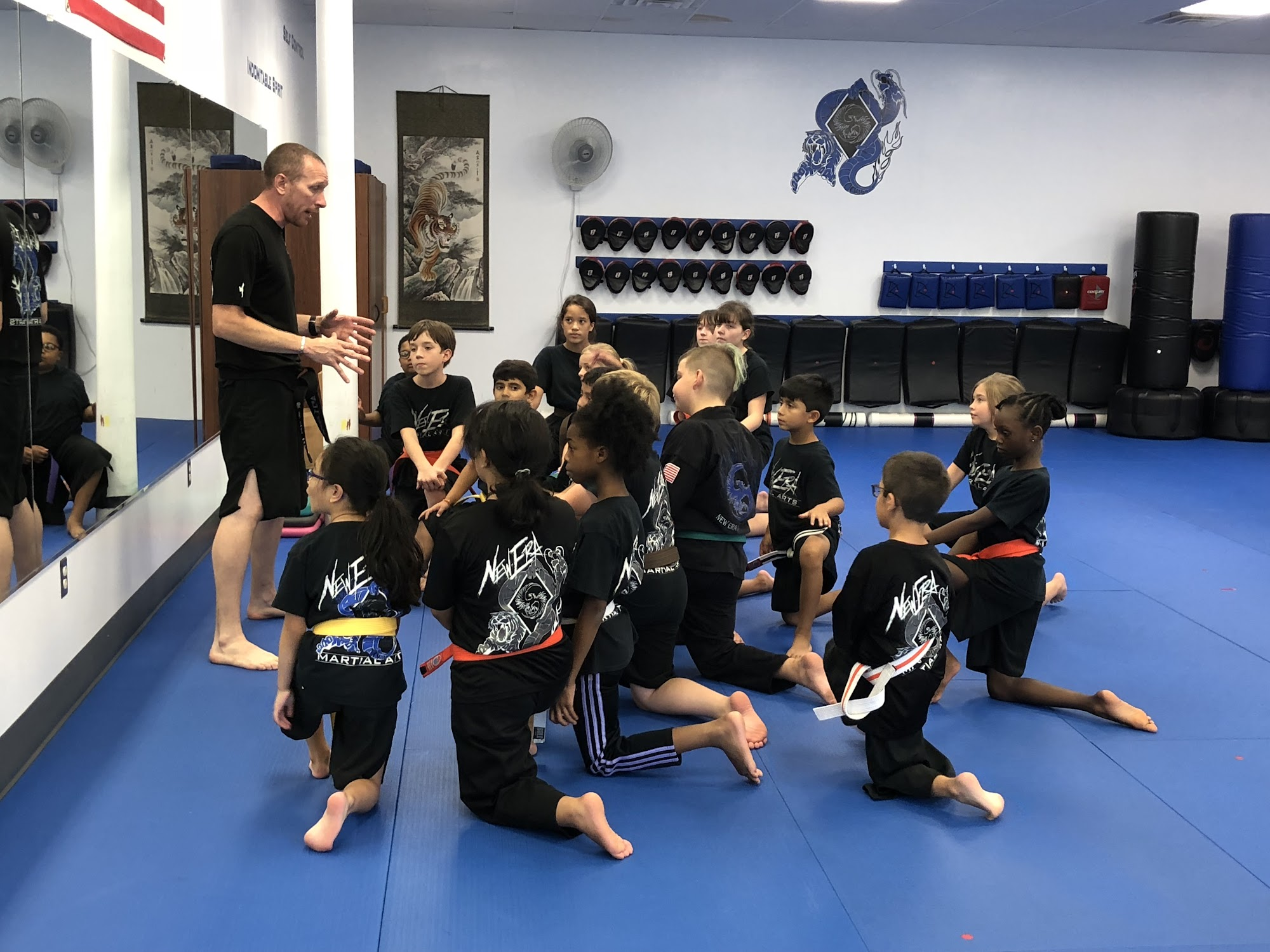 New Era Martial Arts 197 Foothills Mall Dr, Maryville