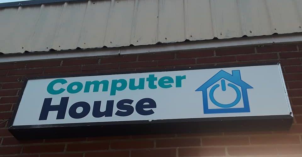 Computer House 1620 Jefferson St, Nashville