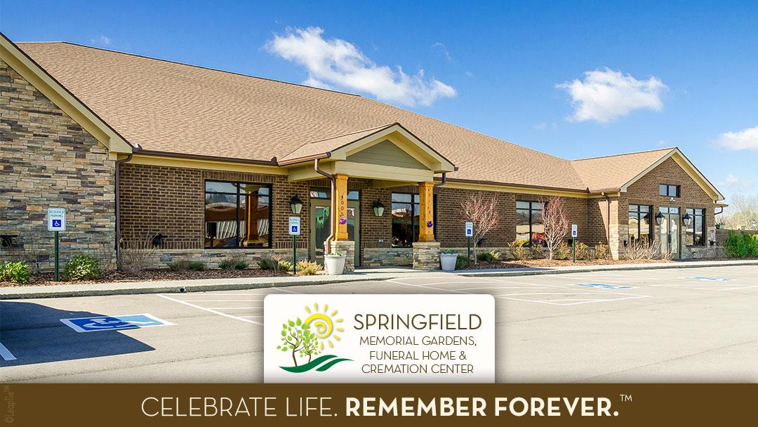 Springfield Memorial Gardens, Funeral Home & Cremation Center 4005 Memorial Blvd, Springfield