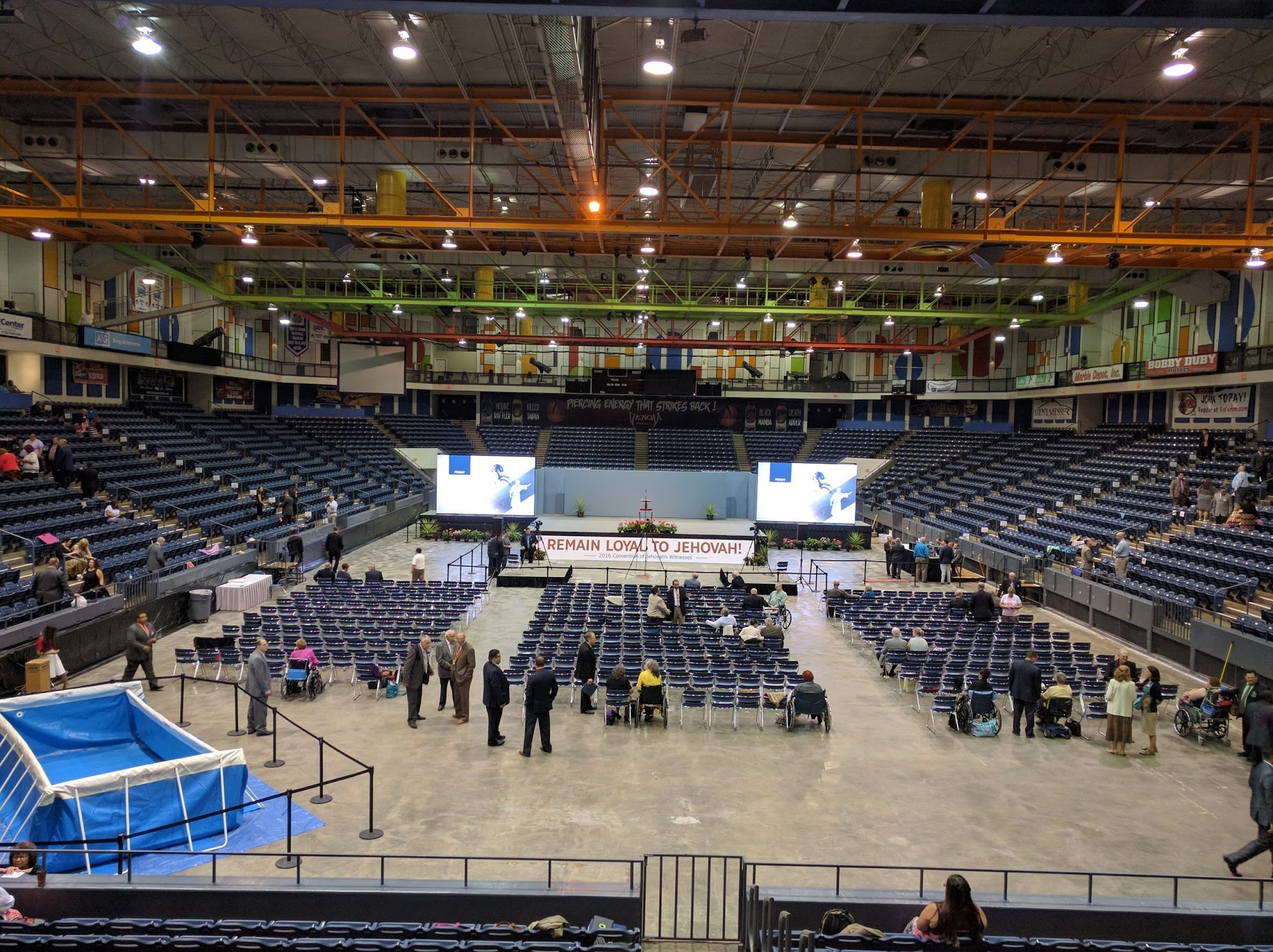 Amarillo Civic Center Complex 401 S Buchanan St, Amarillo