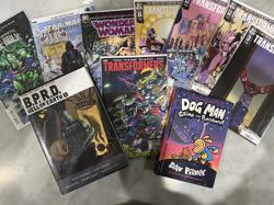 The Adventure Begins Comics, Games, & More