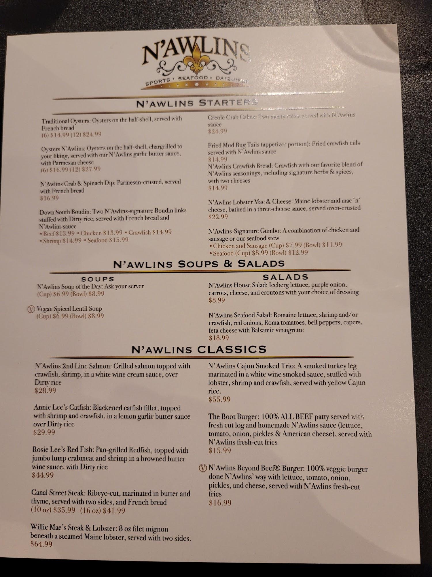 N'awlins Seafood Sports Bar 1400 Hi Line Dr Ste 116, Dallas