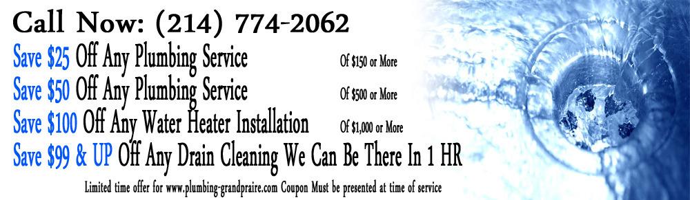 Water Heaters Plumber Grand Prairie TX 1763 Ridgemar Dr, Grand Prairie