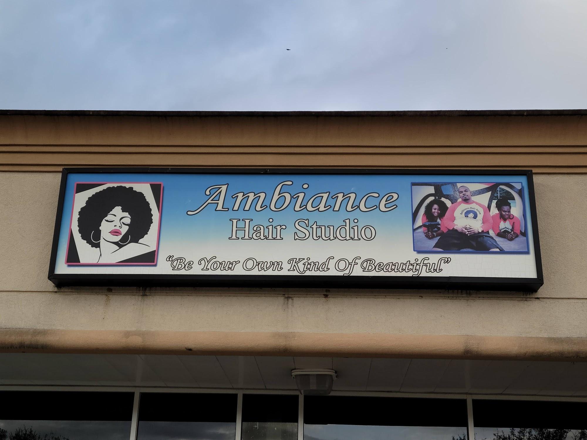 Ambiance Hair Studio 5405 T C Jester Blvd Ste. F, Houston