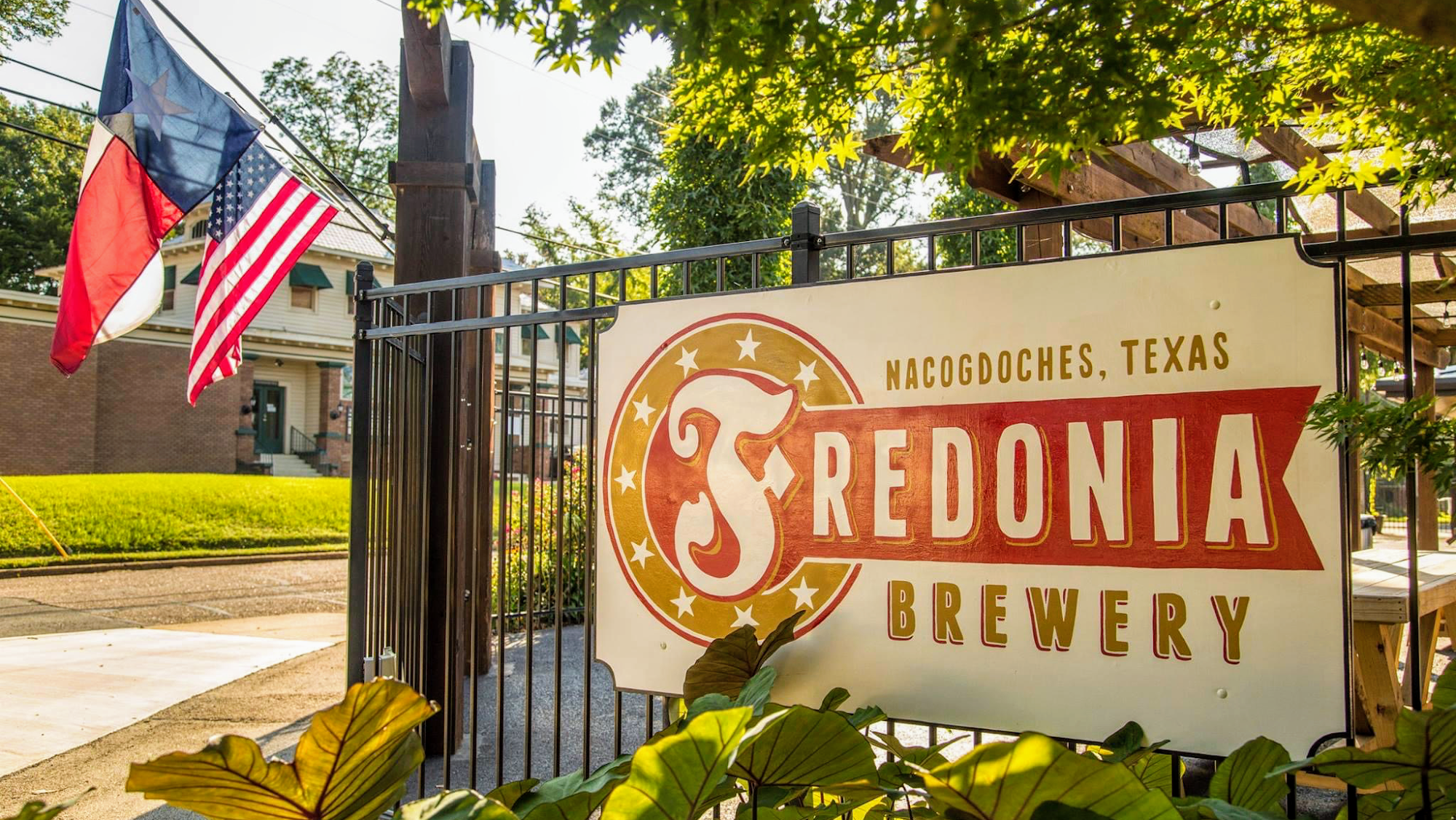 Fredonia Brewery, LLC 138 N Mound St, Nacogdoches