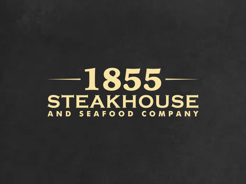 1855 Steakhouse and Seafood Company 555 E Palestine Ave, Palestine