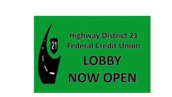 Highway District 21 Federal Credit Union