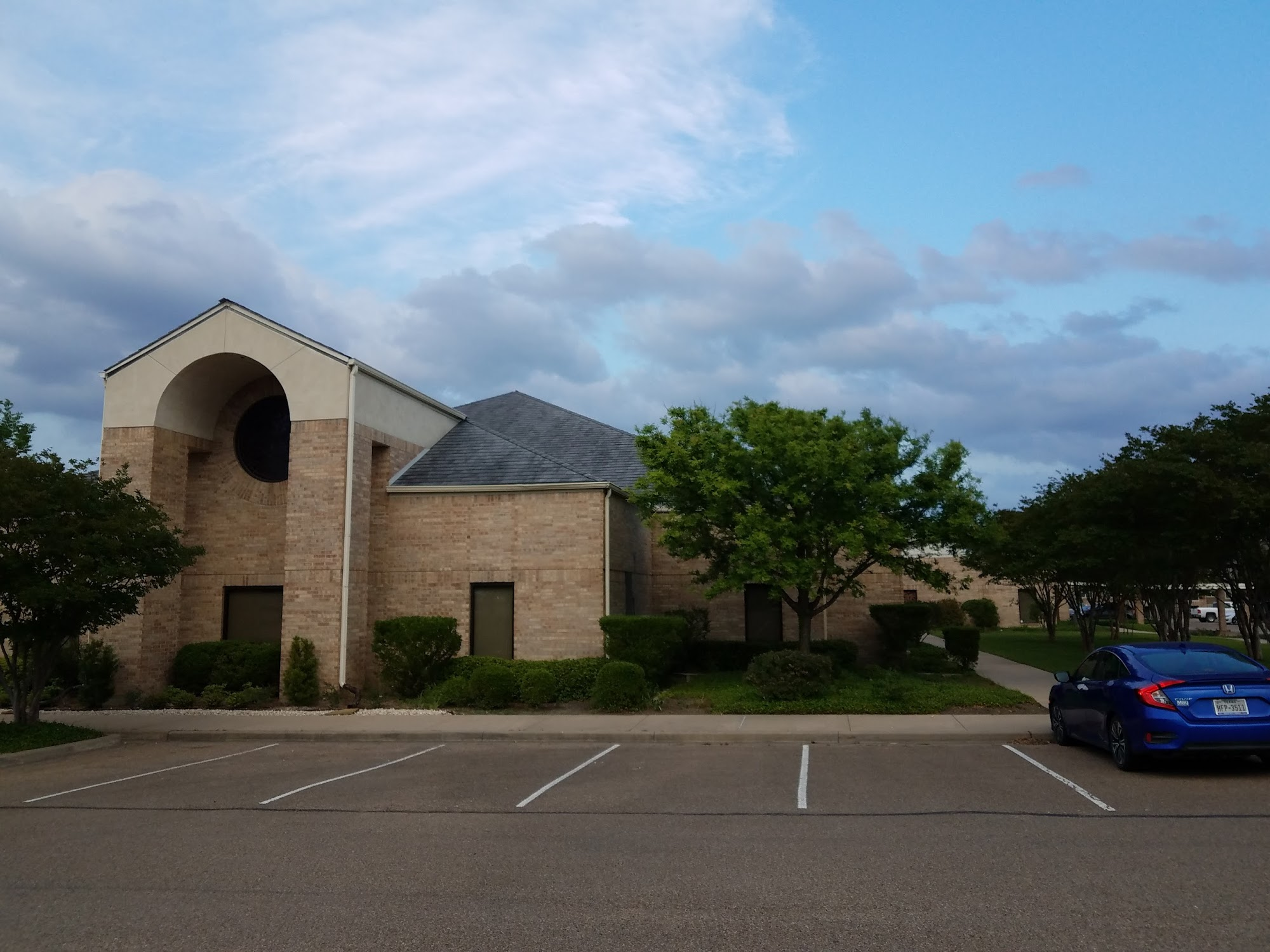 Central United Methodist Church 5740 Bagby Ave, Waco