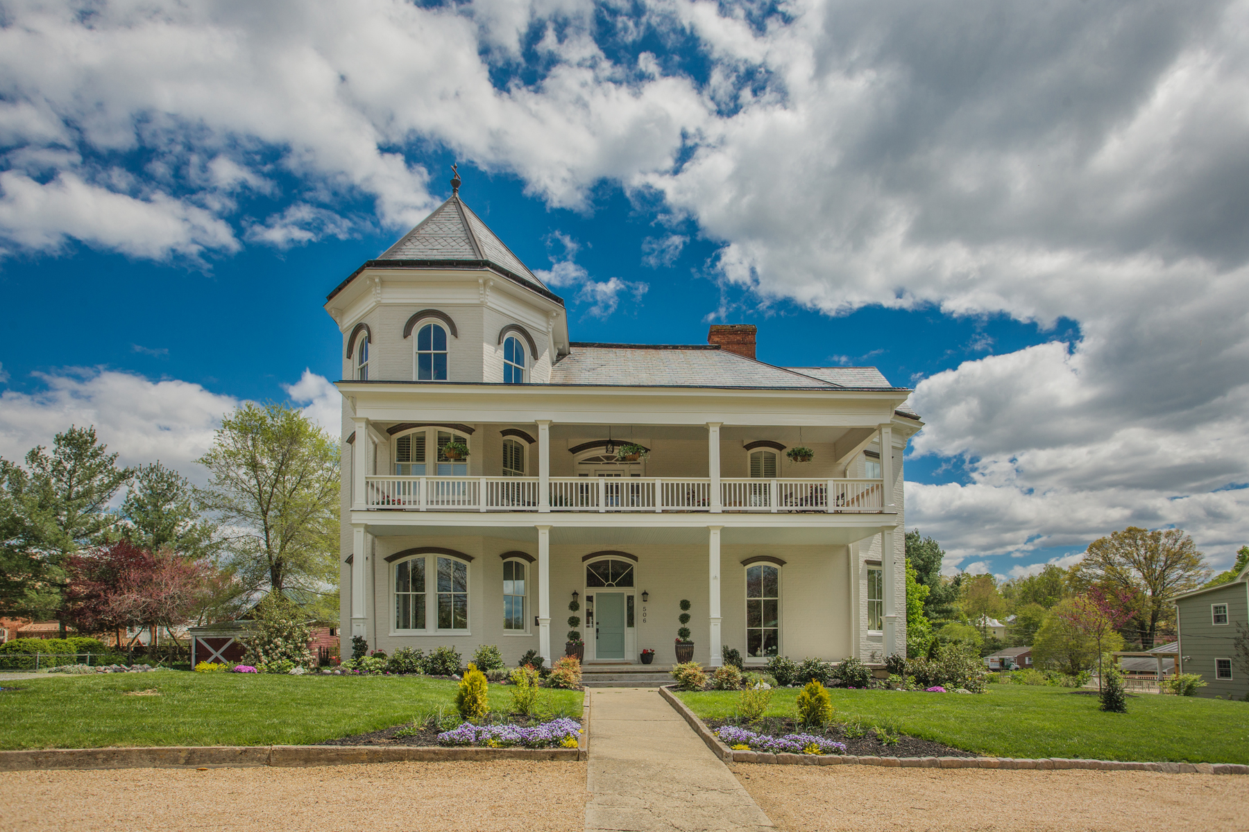 Grace House Bed and Breakfast 506 S Main St, Lexington
